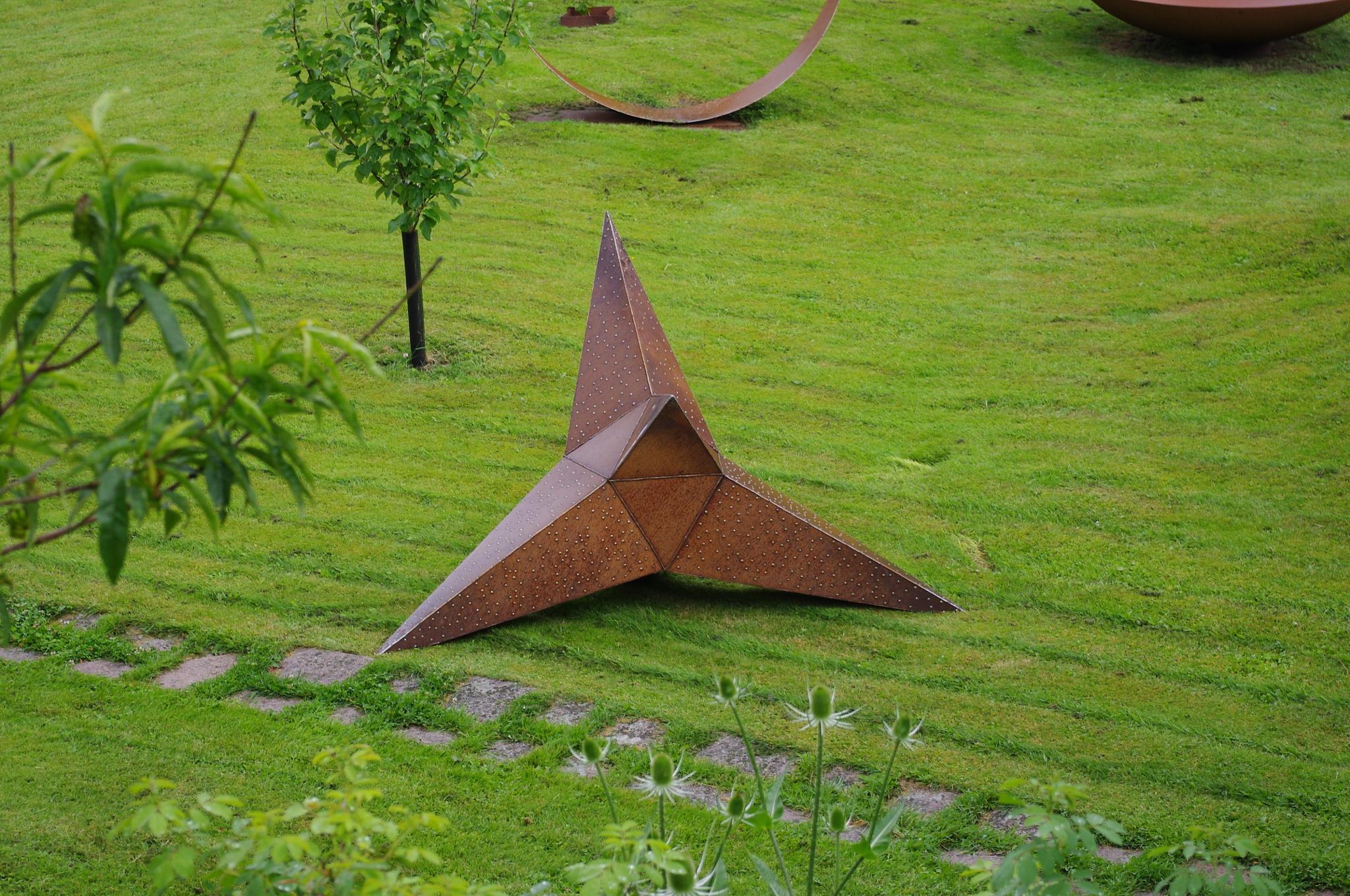 Garden art by eva.edholm
