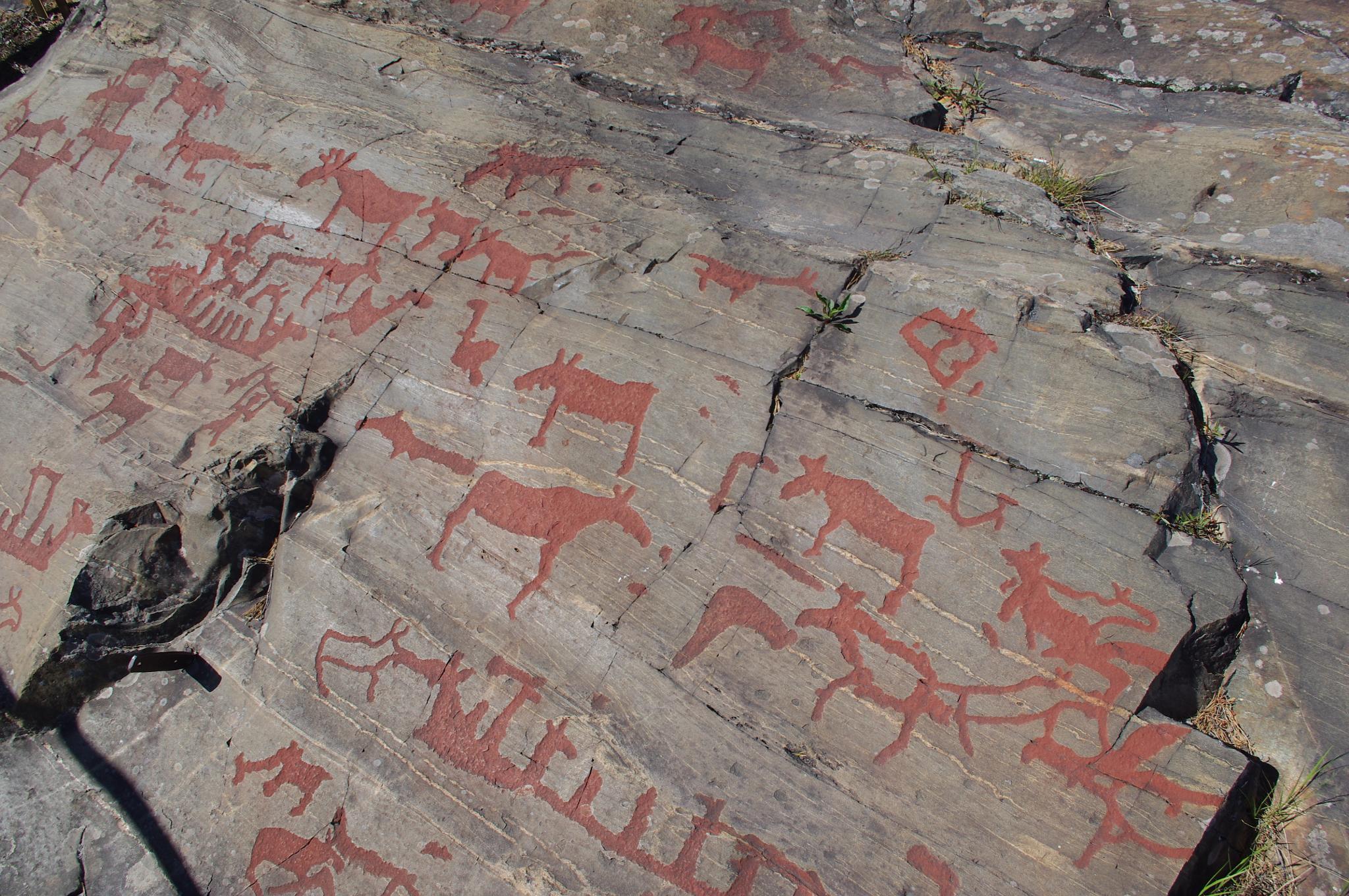Rock-carvings by eva.edholm