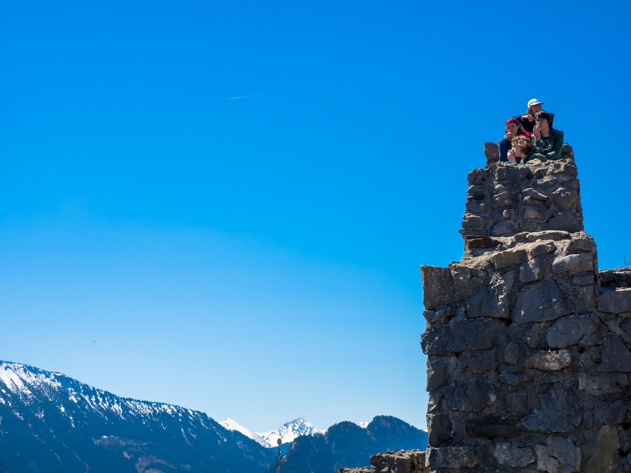 On the top by pixer