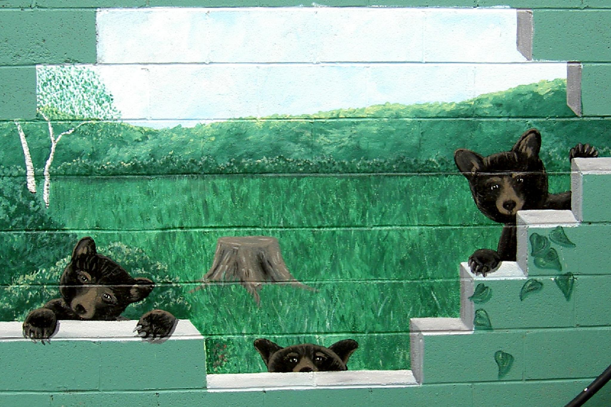 Three Little Bears by Terri Scache Harris