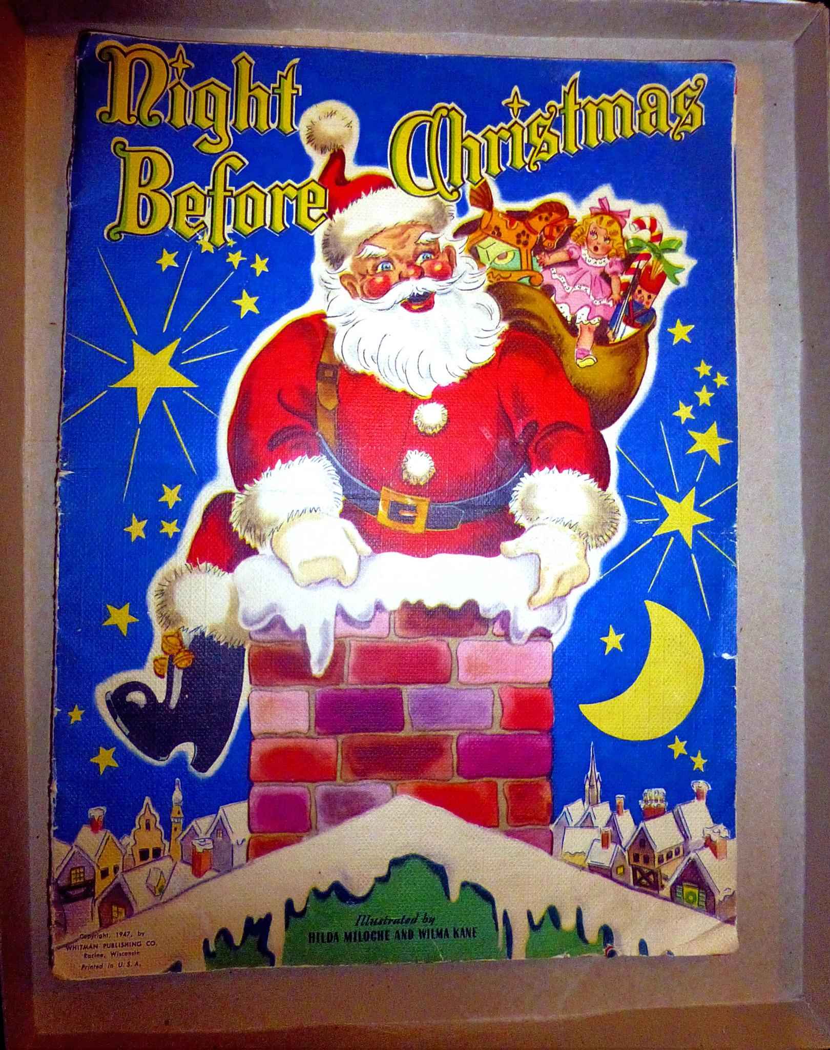 Night Before Christmas by Terri Scache Harris