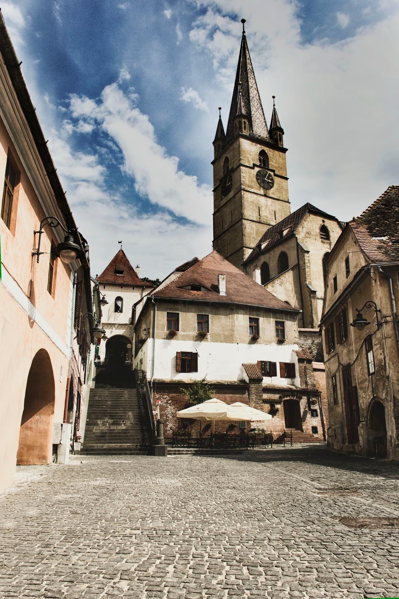 Sibiu by Sorin Panait