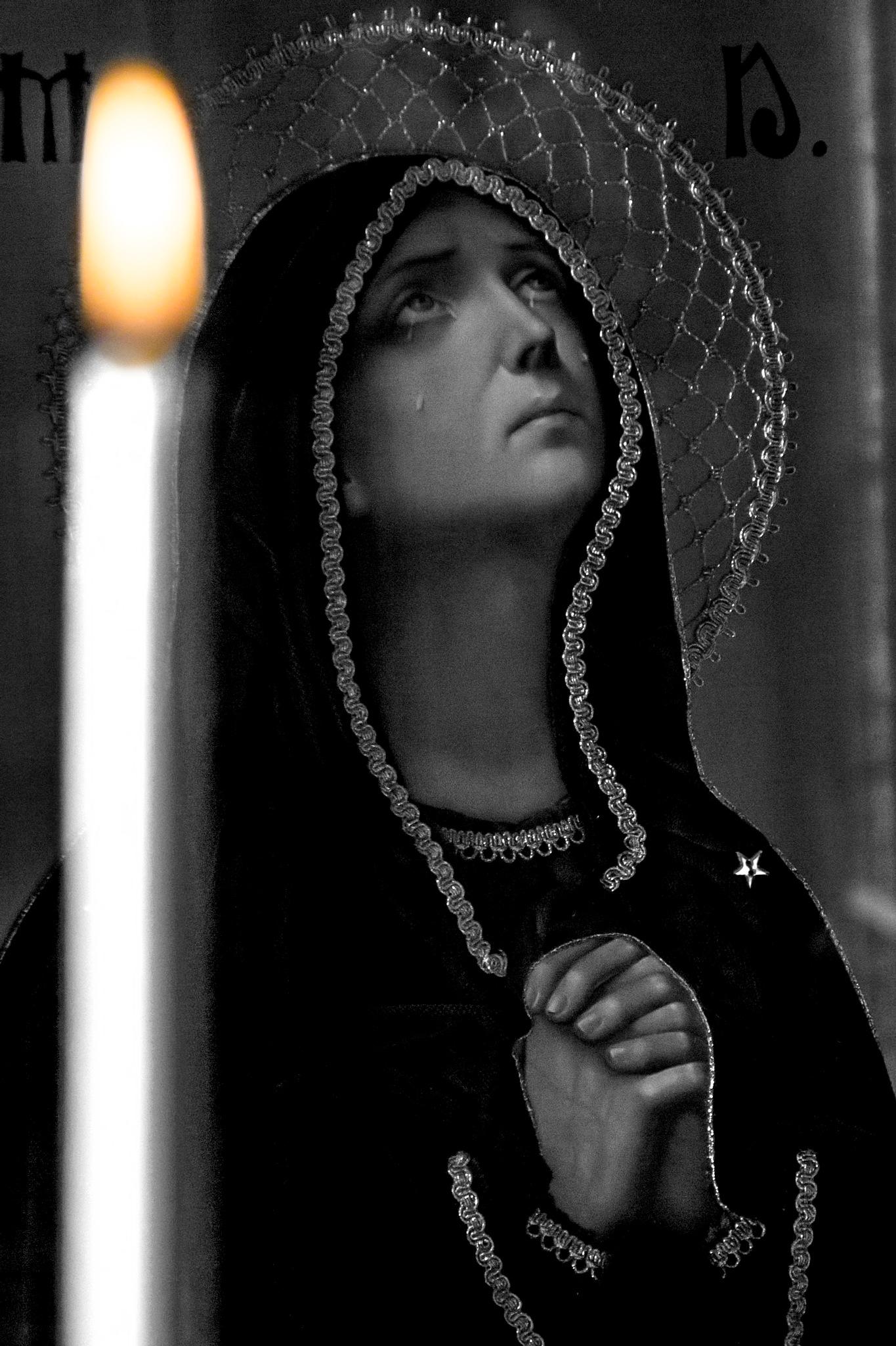 Faith by Sorin Panait