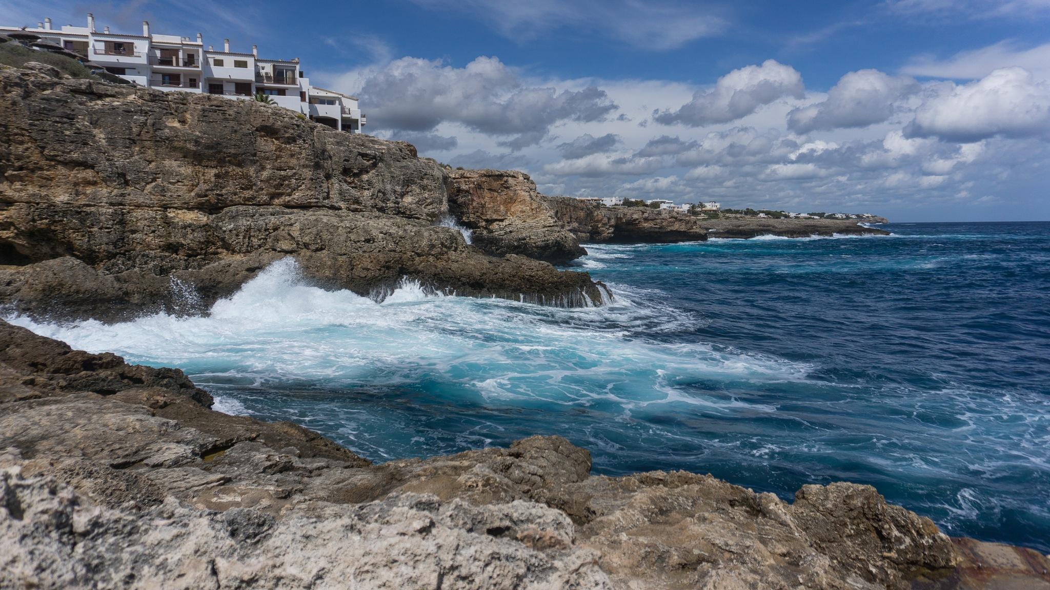 Majorca Coast by Simon Mellor