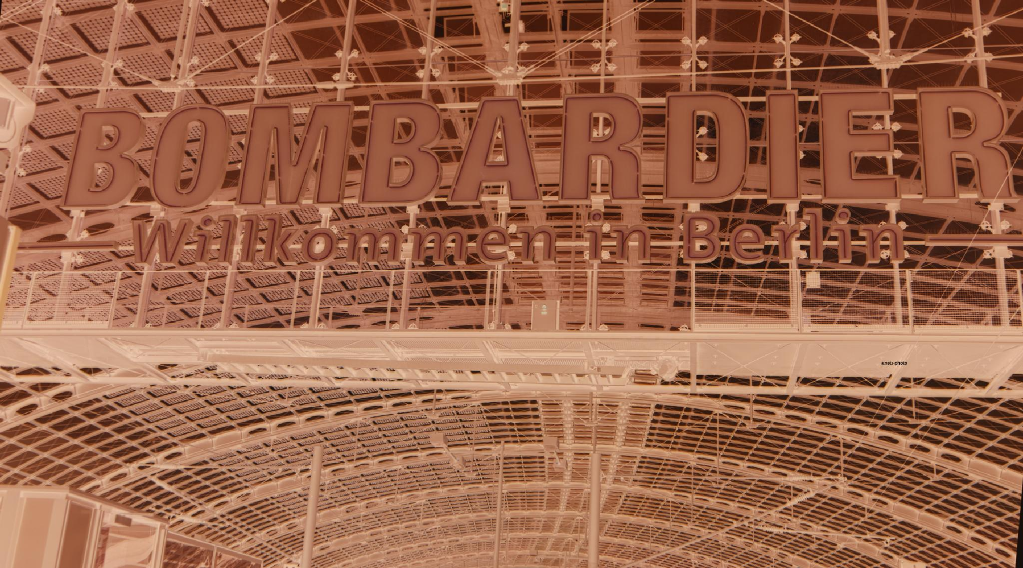 Berlin central station by anetsphoto