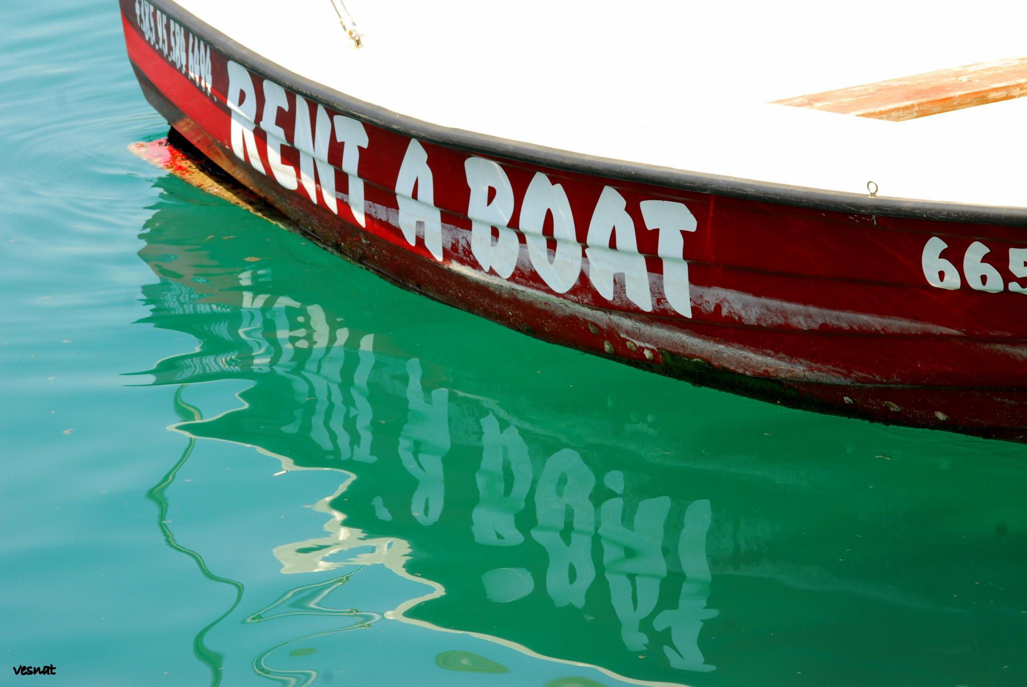 rent a boat by vesna.tafra