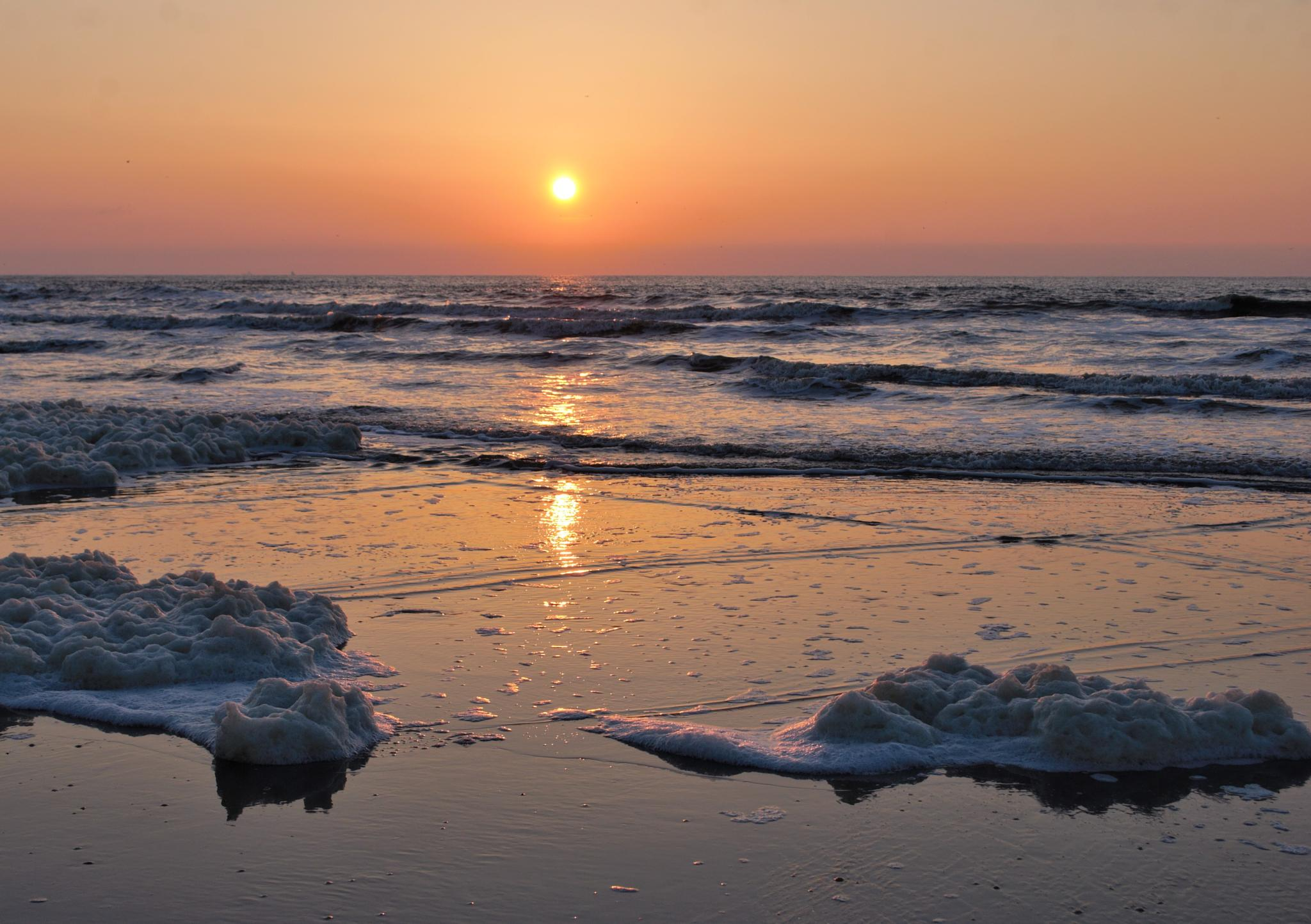 Sunset by KittySchulz