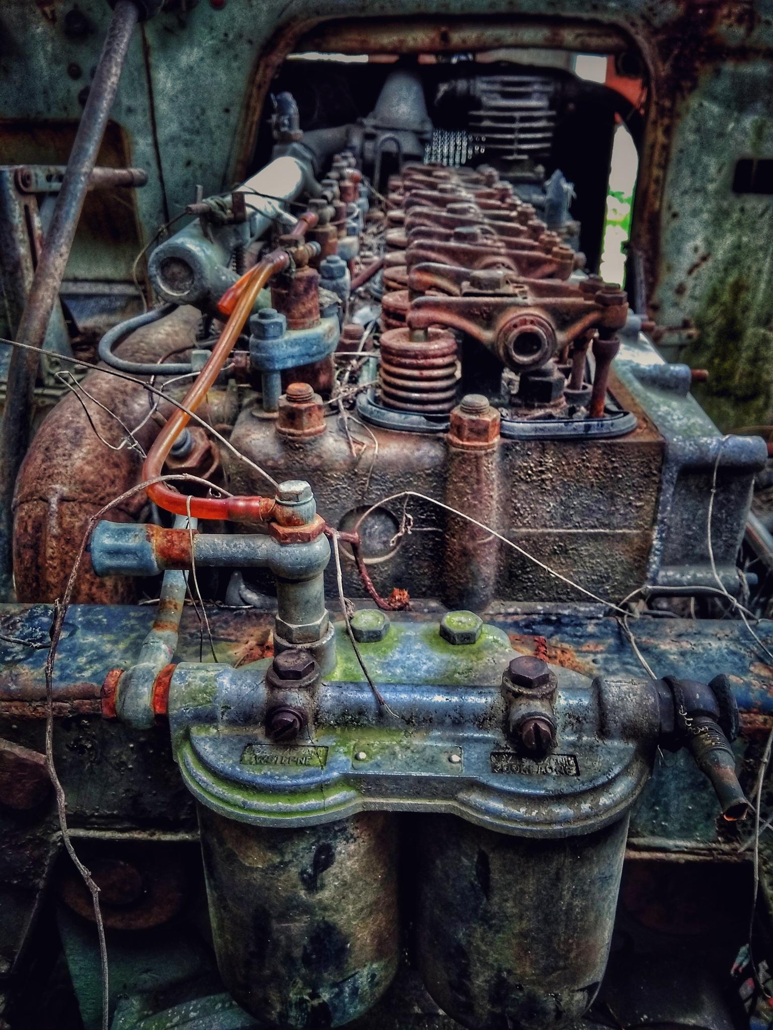 ইঞ্জিন -Engine by Ashik Iqbal
