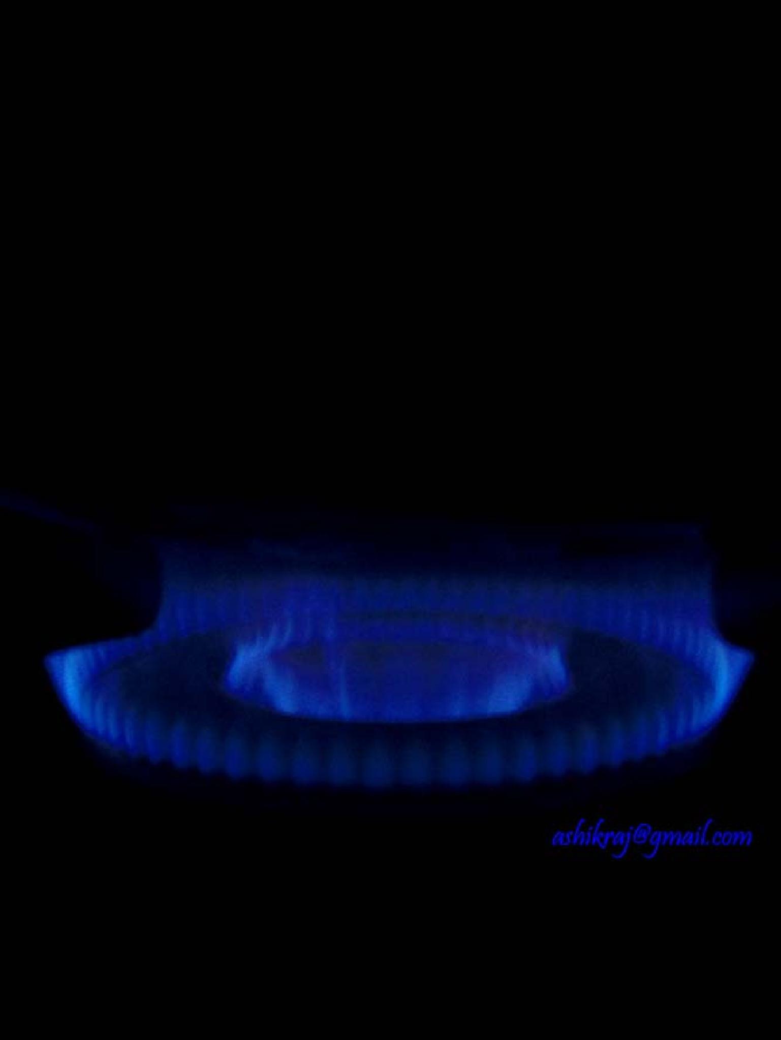 Gas Stove  by Ashik Iqbal