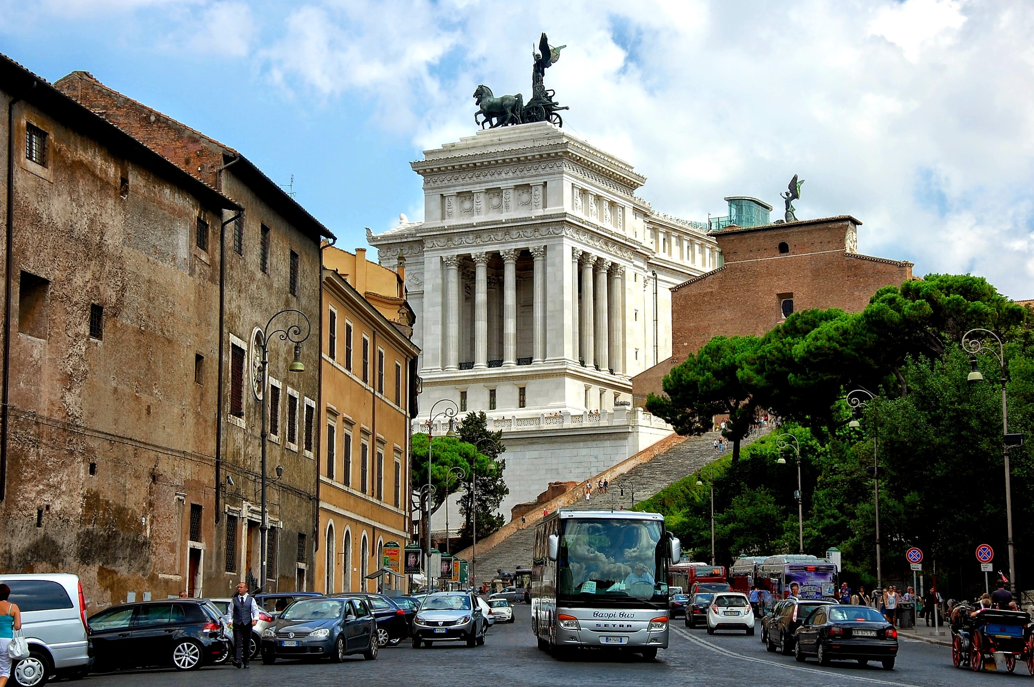 Once In Rome by goga.dt