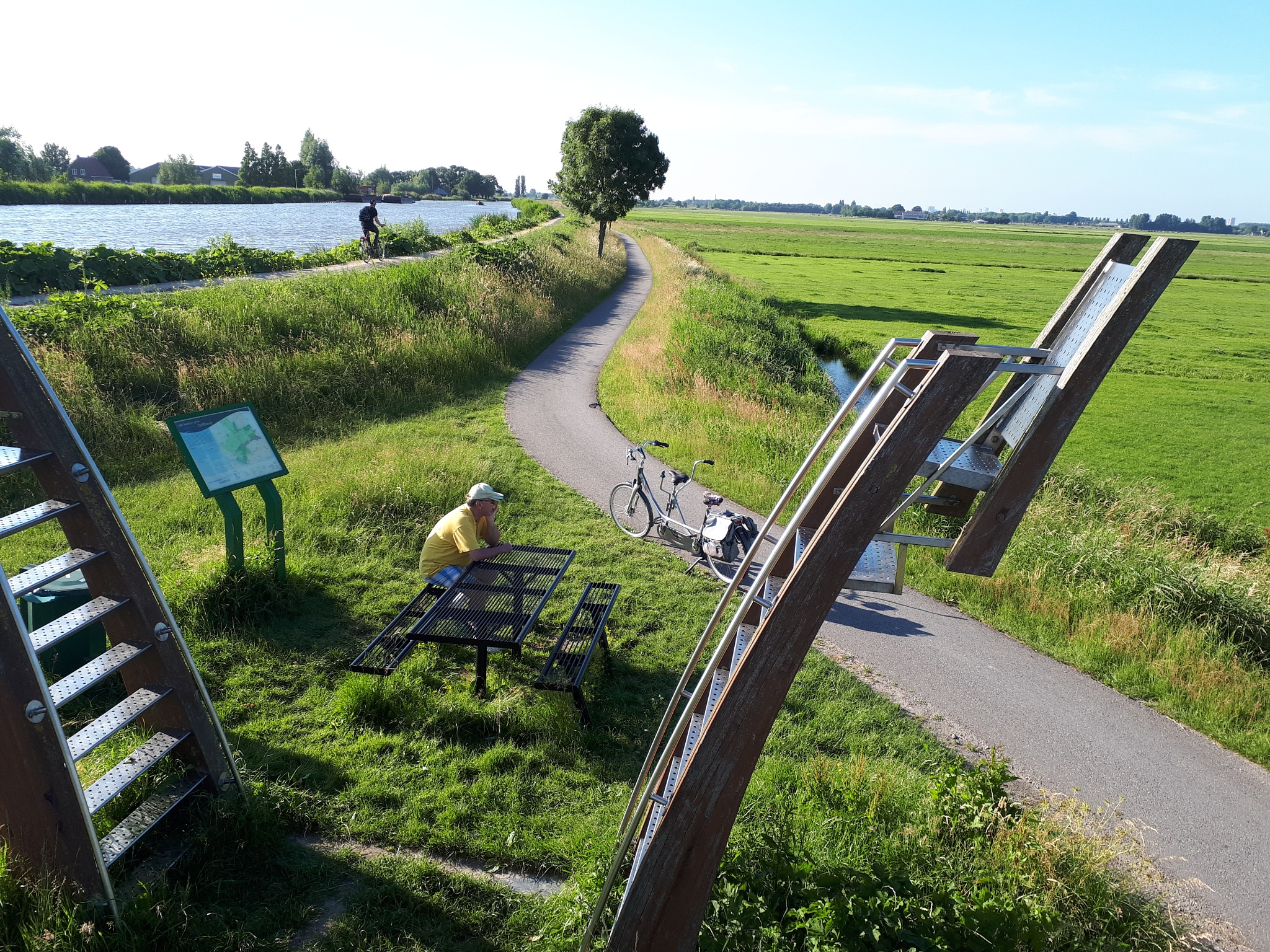 """Midden-Delfland View From """"De Stoelen"""" by goga.dt"""