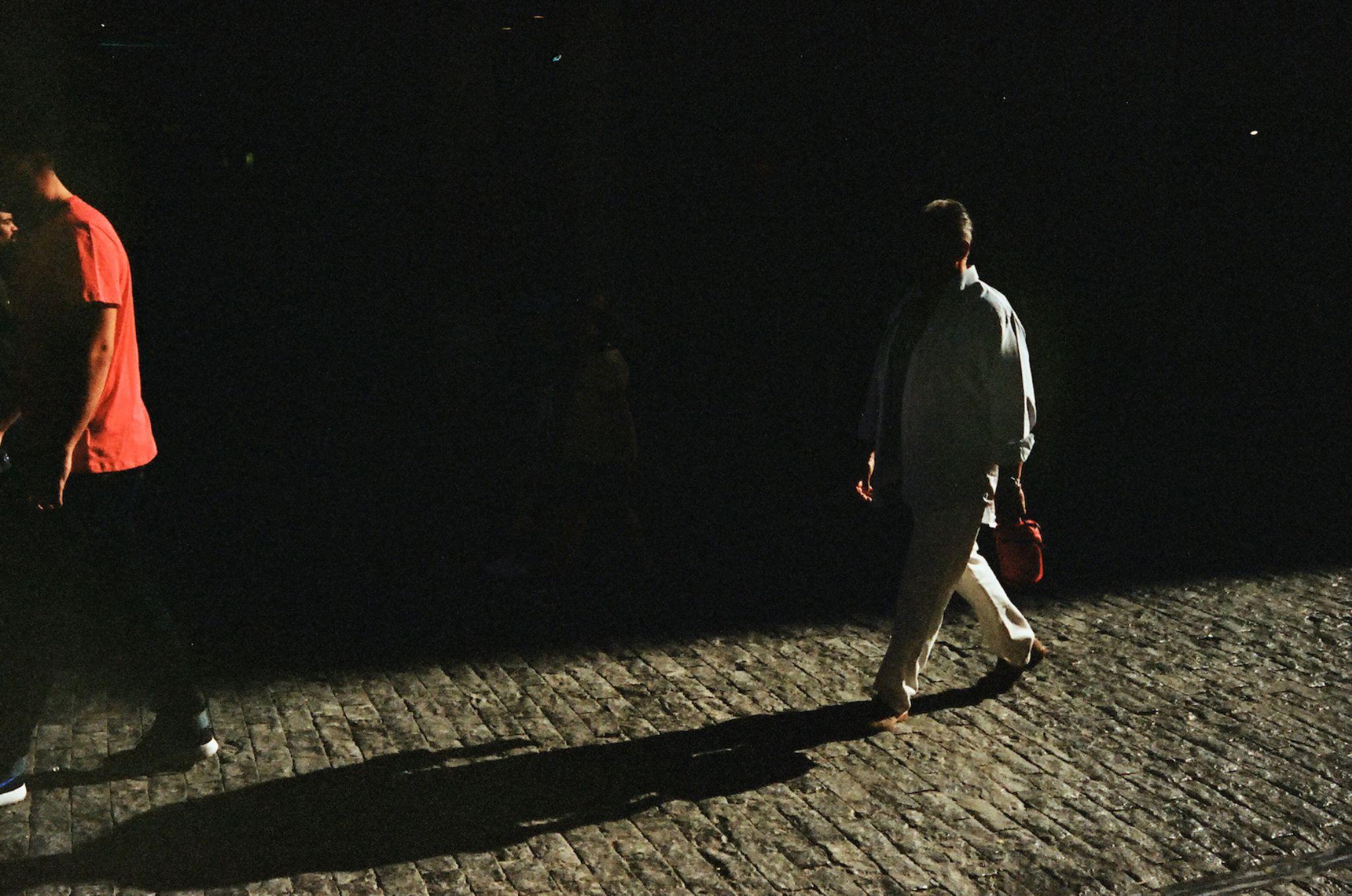 Thick shadows by Spyros Papaspyropoulos