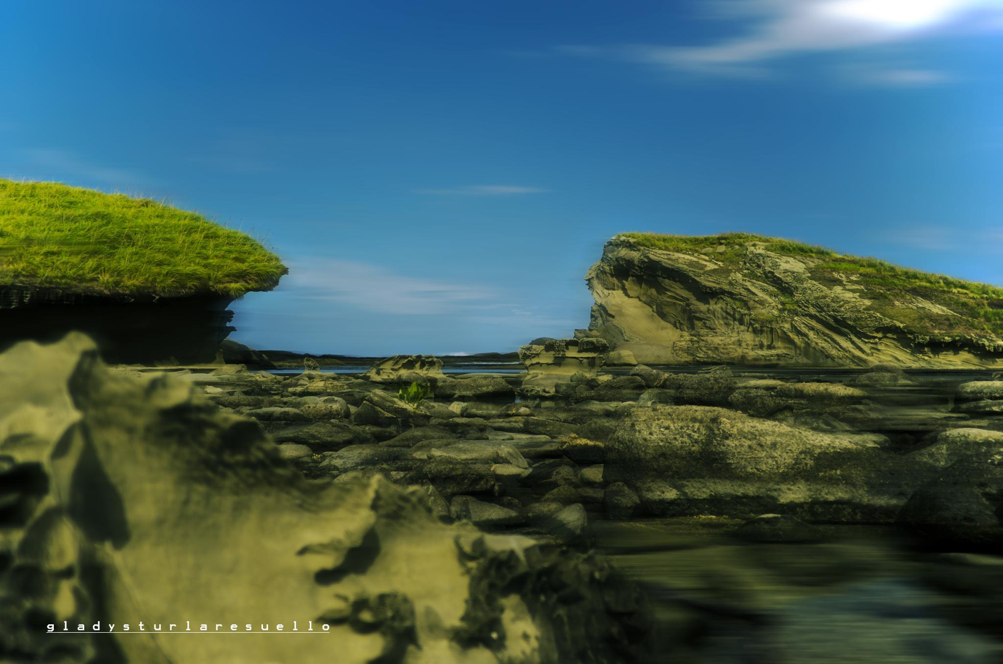 BIRI ISLAND by tresuellogladz