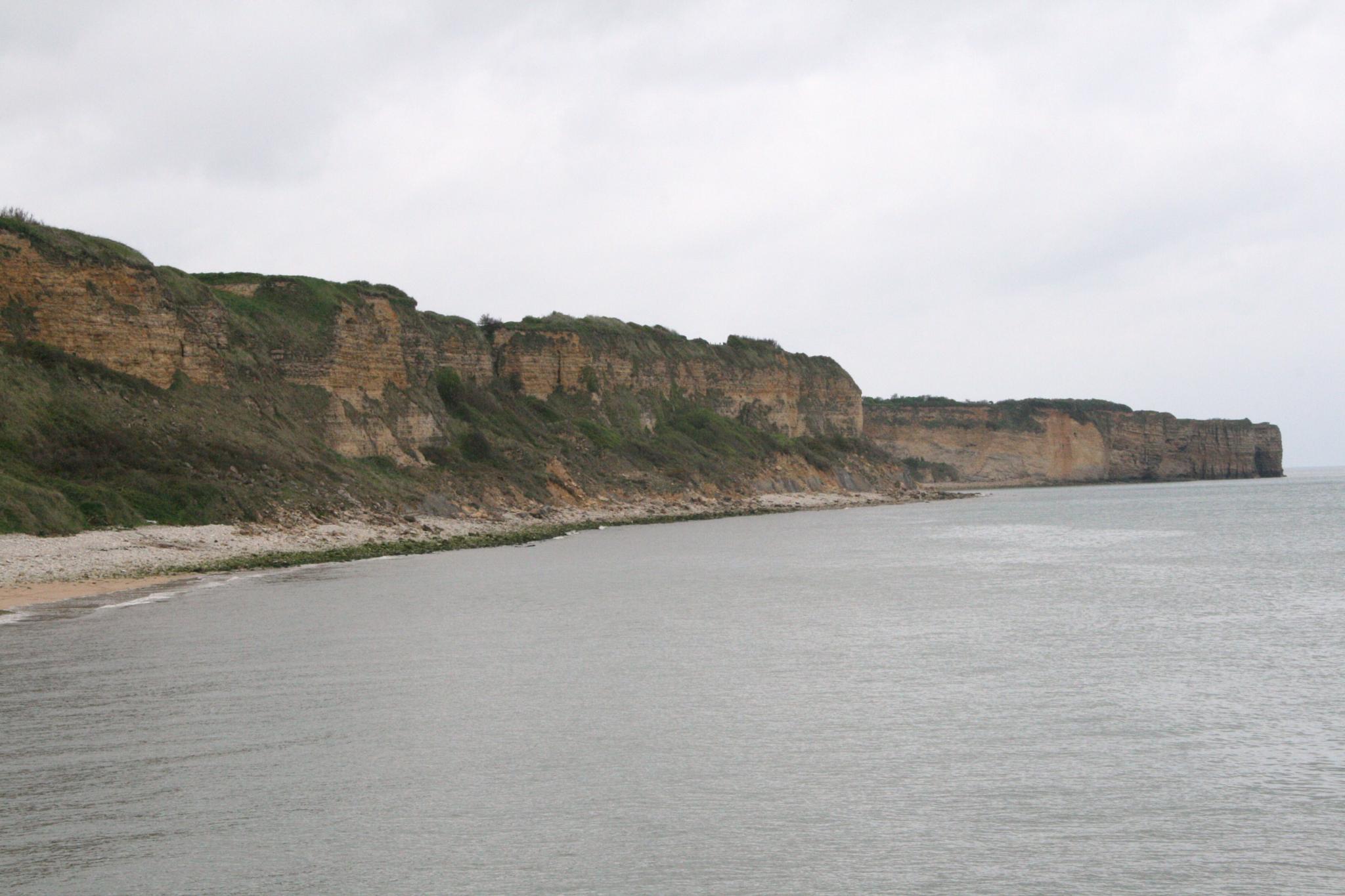 One of the beaches in Normandy by helen.vandenbroek.9