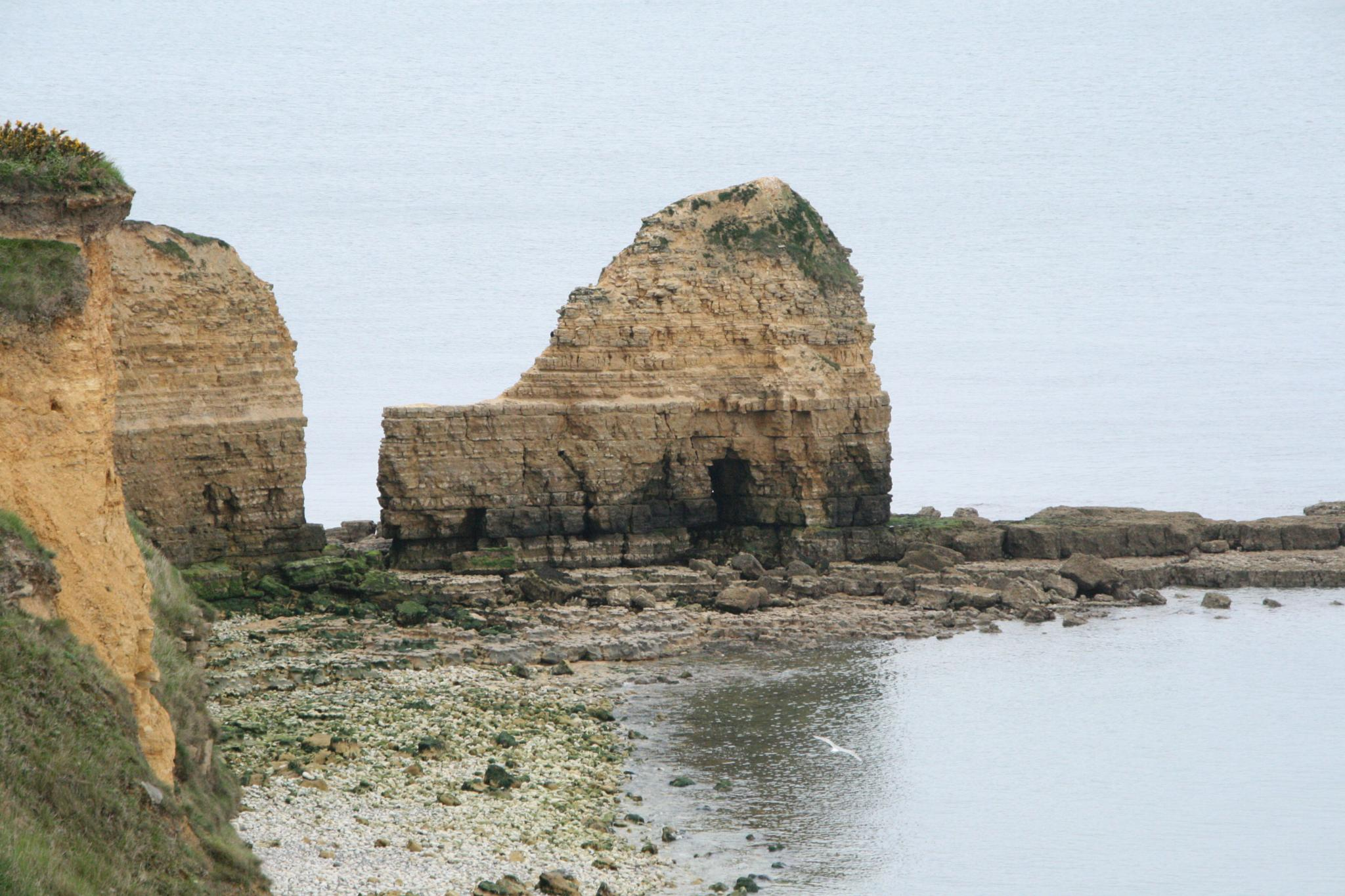 Shore in Normandie by helen.vandenbroek.9