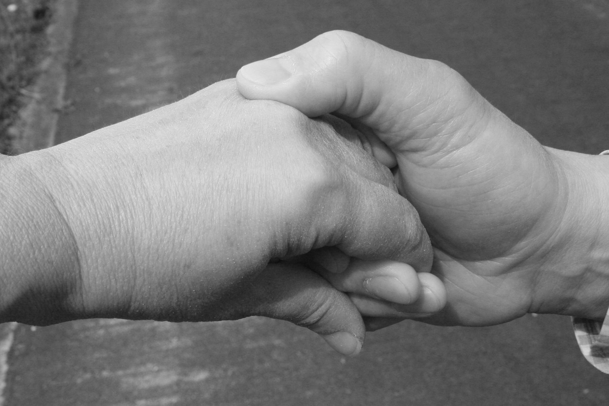 hand in hand by helen.vandenbroek.9