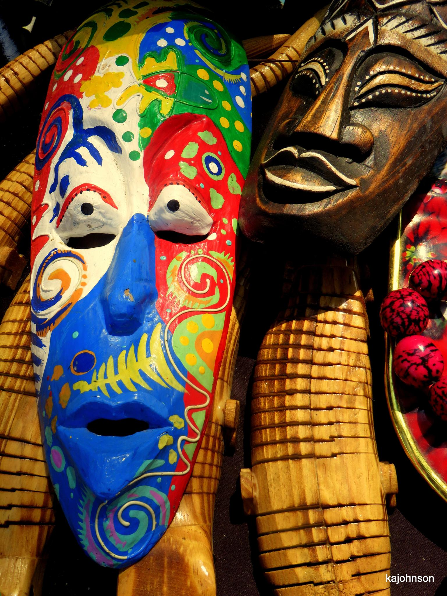 Mask Art by kevin.a.johnson.16