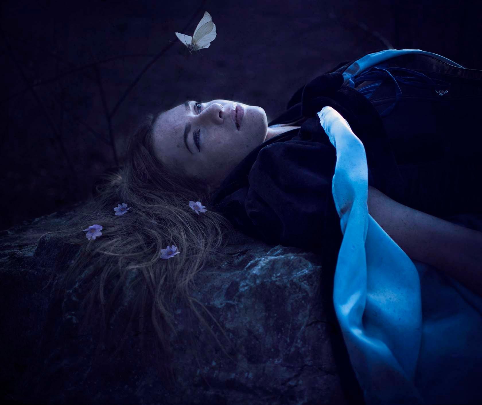 In the Stillness by BamajowenPhotography