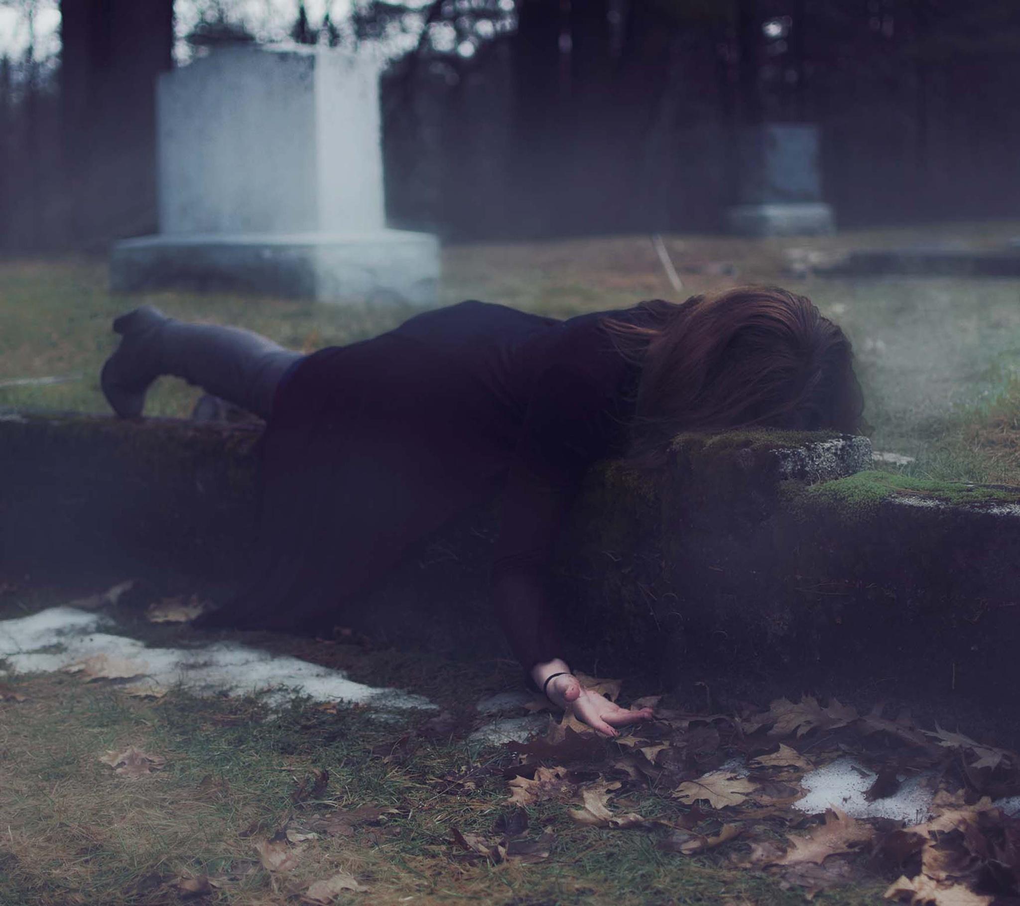 Sleep Eternal by BamajowenPhotography