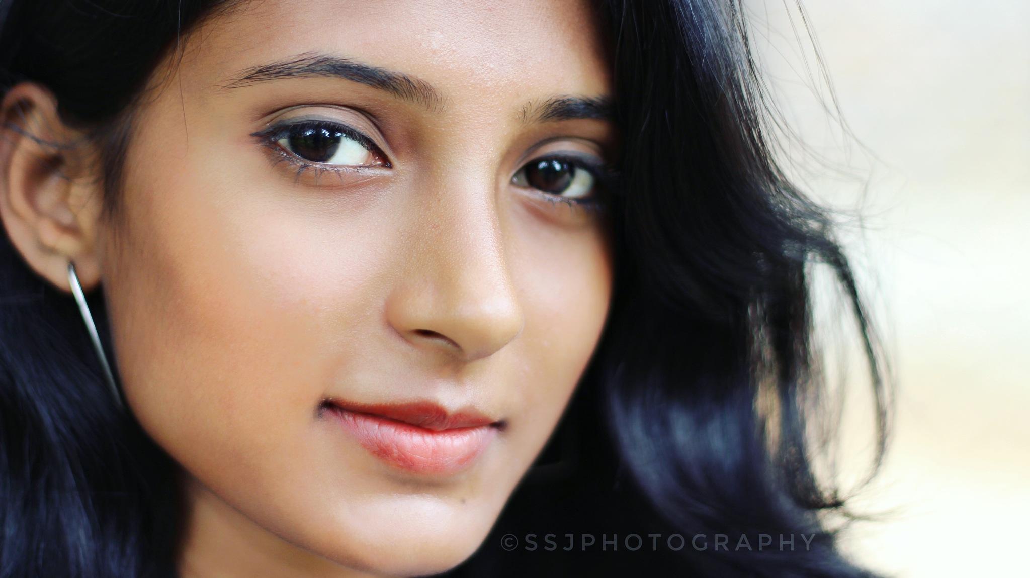 Portrait Photography by sandeshjadhav