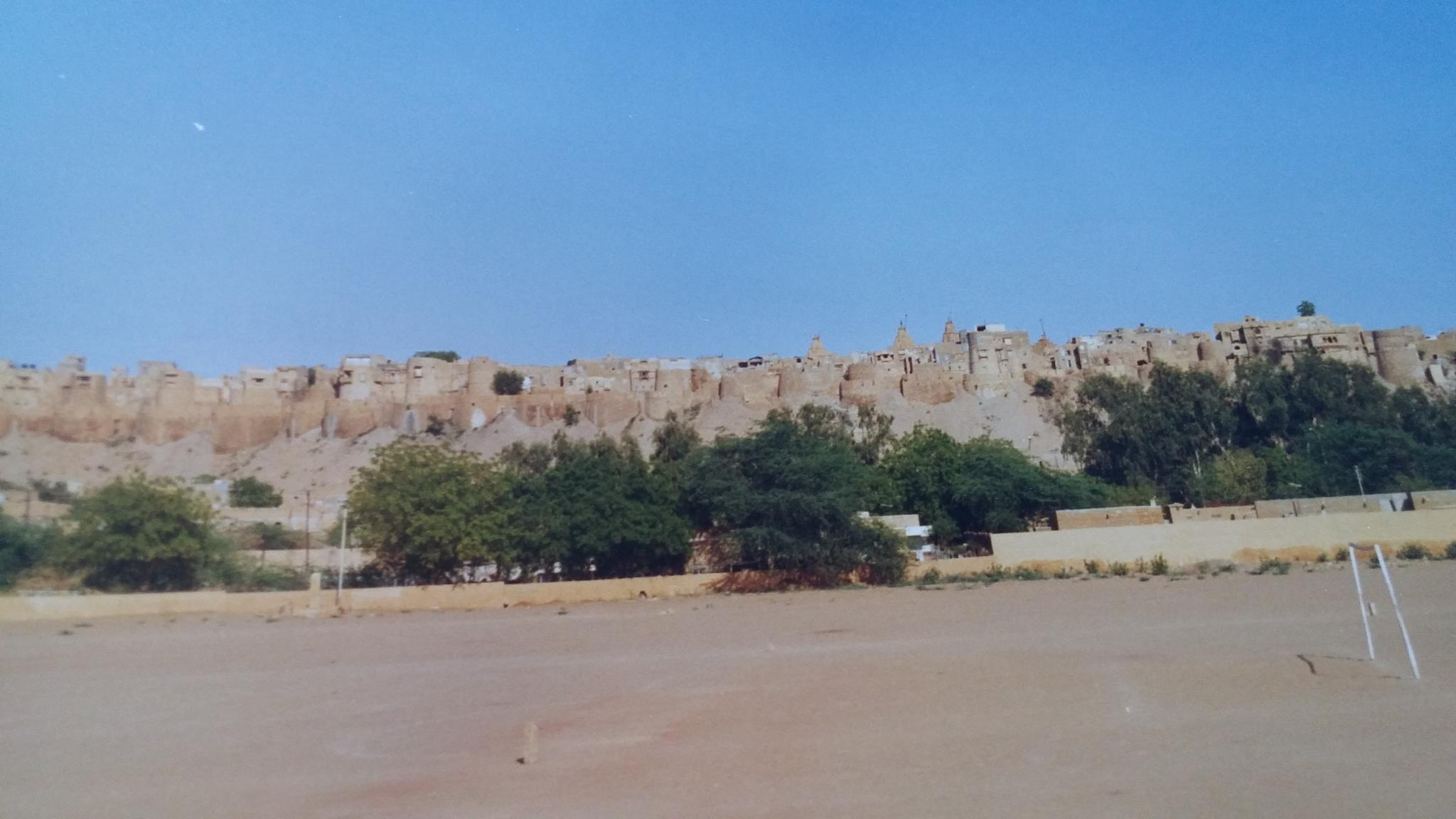 Jaisalmer by ju