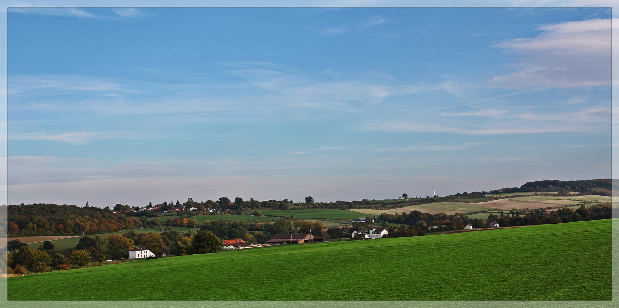 The hills_south of the Netherlands by audrey.verhoevenernst