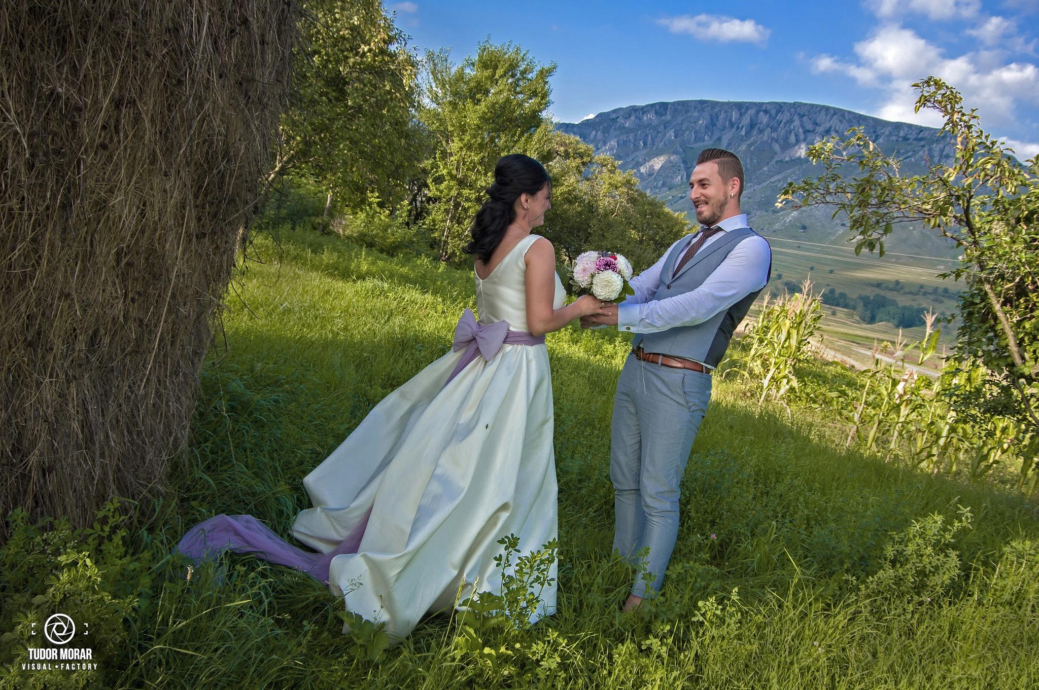 Ionut & Alina @ Conacul Secuiesc, Coltesti by Tudor Morar Visual Factory