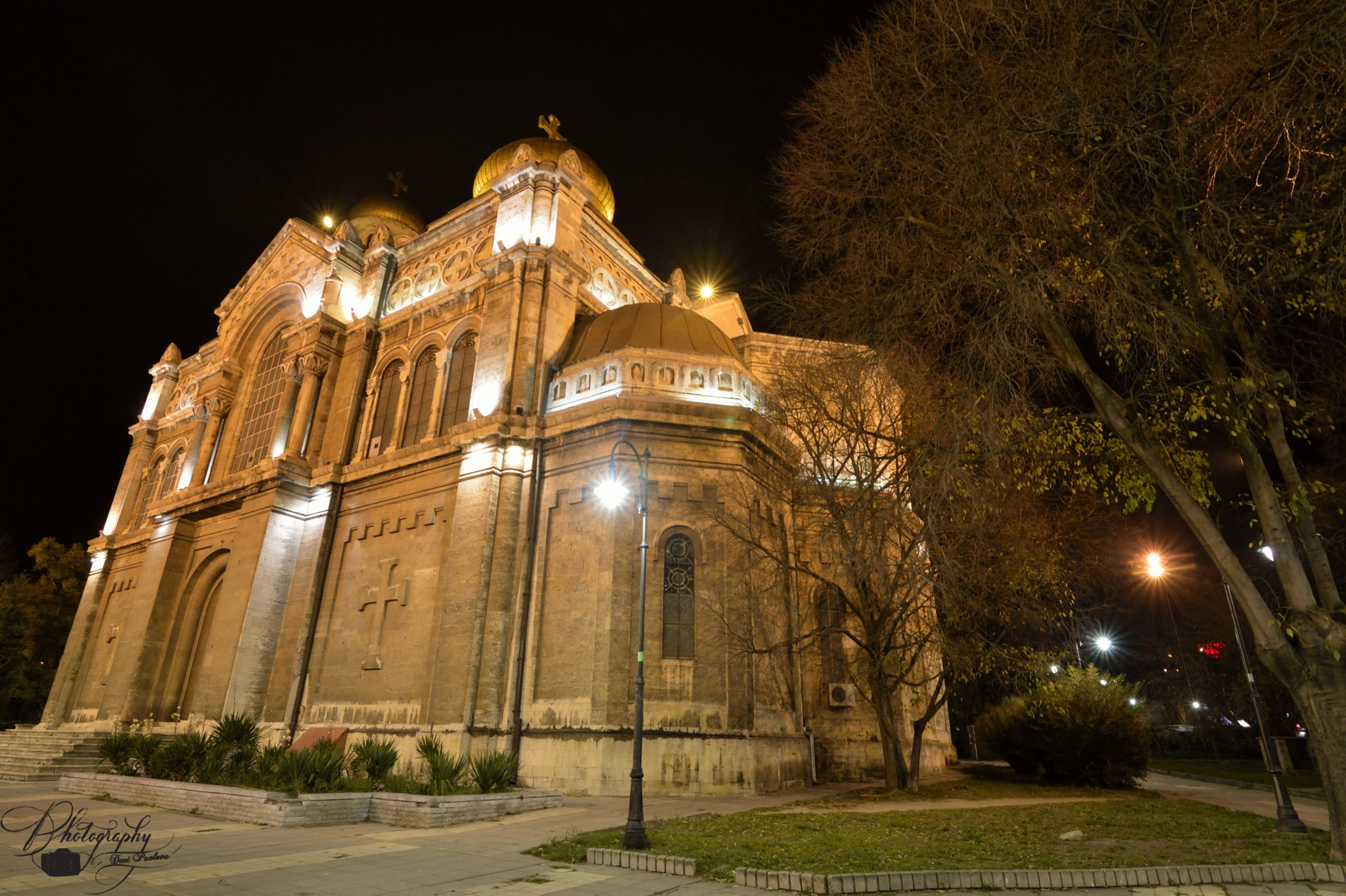 Varna's cathedral  by Deni Pavlova Photography