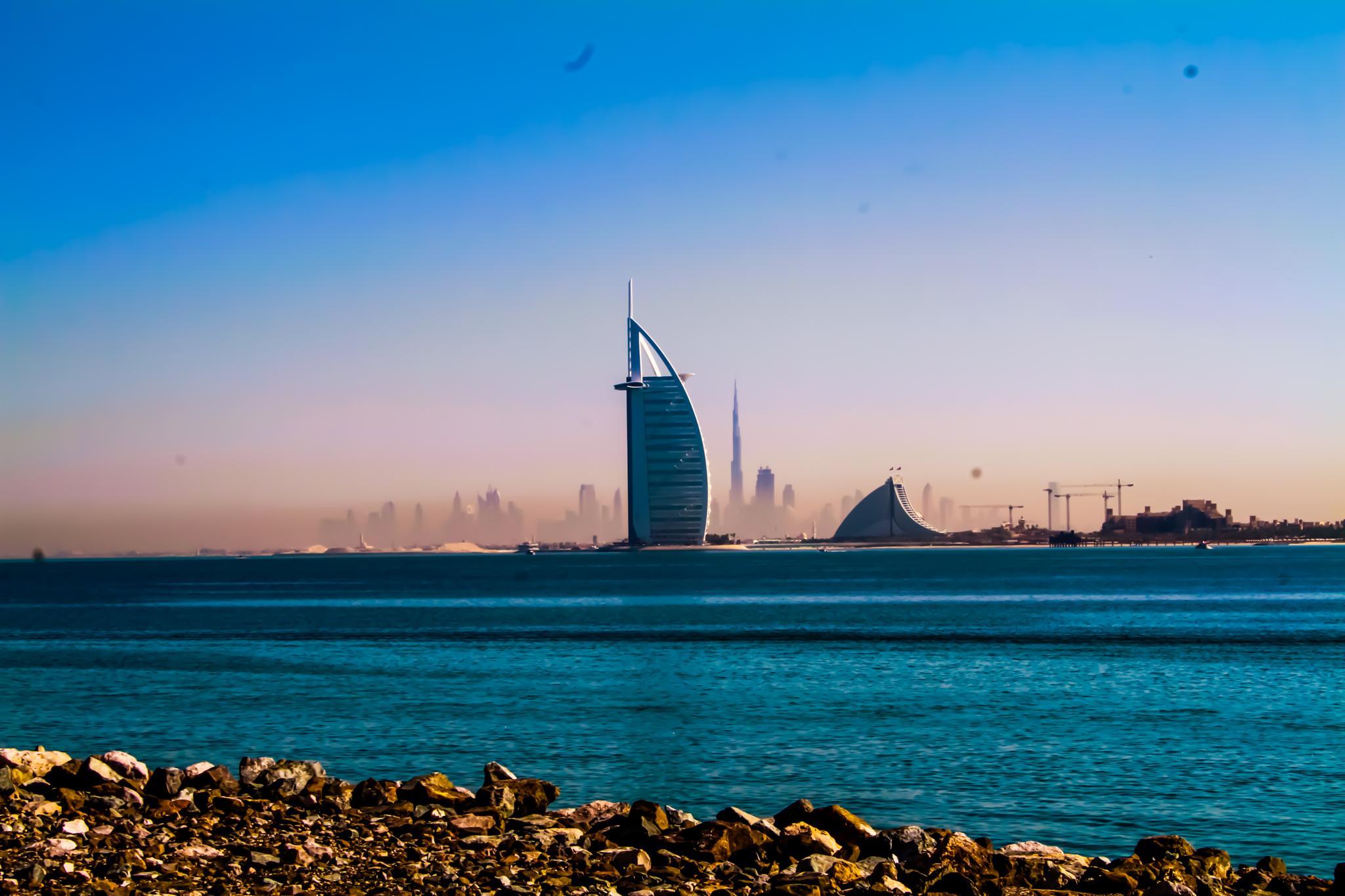 Burj Ul Arab by danish.khanxada