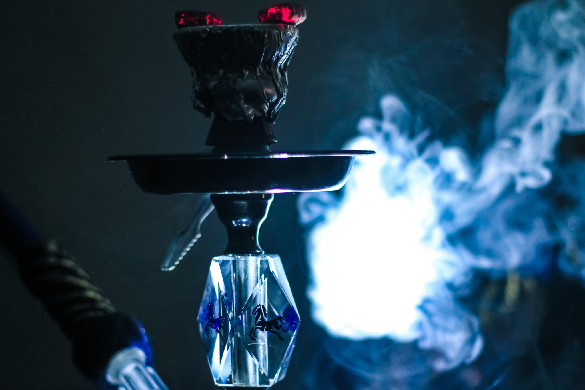 Shesha smoke by danish.khanxada