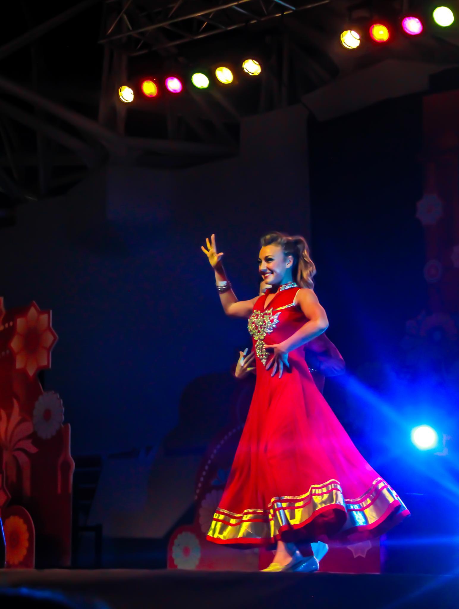 The dancing beauty by danish.khanxada