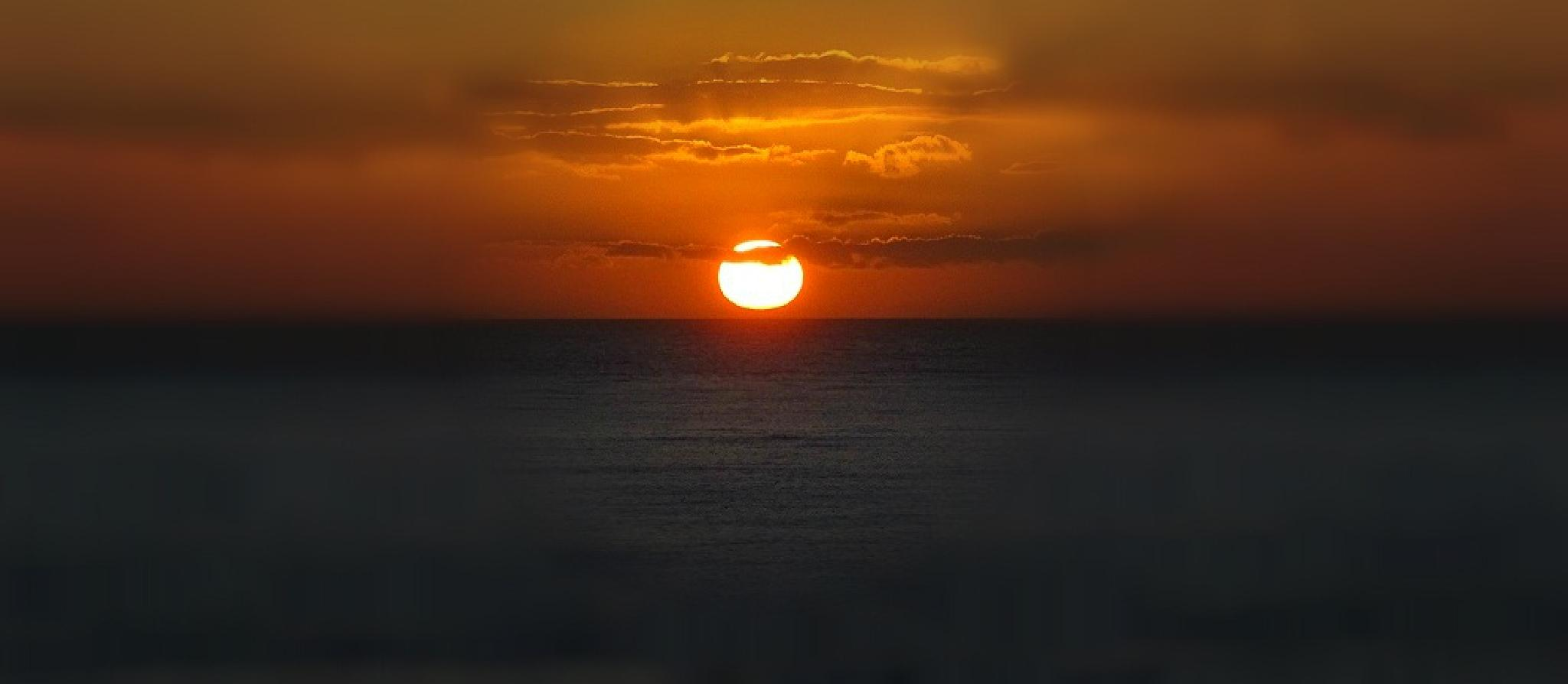 Hazy Sunset by Tweaky Blinders