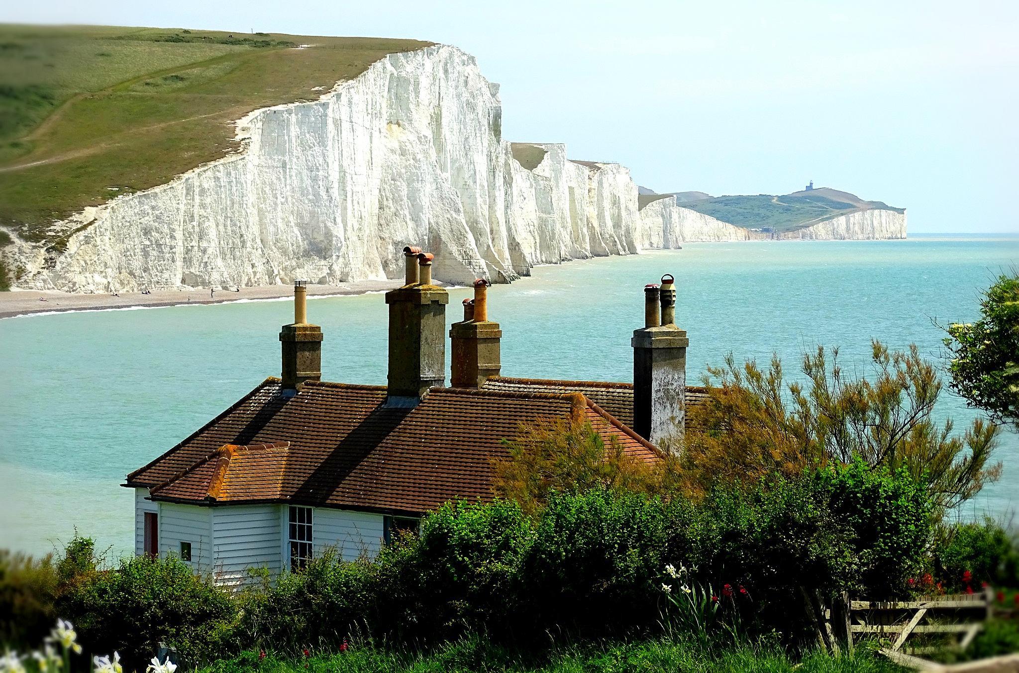 Coastal Cottages by Tweaky Blinders