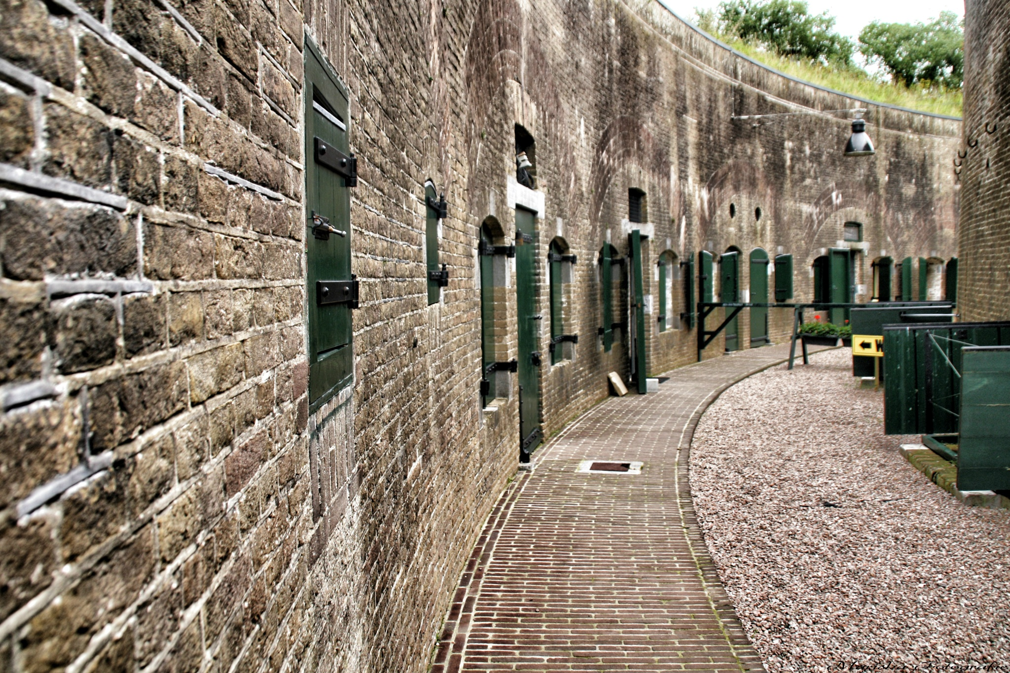 Fort Vuren The Netherlands by Chaynasa
