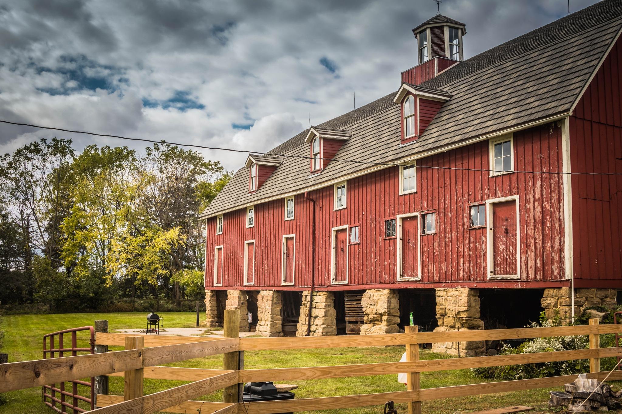 Walnut Grove Farm by MissyP87