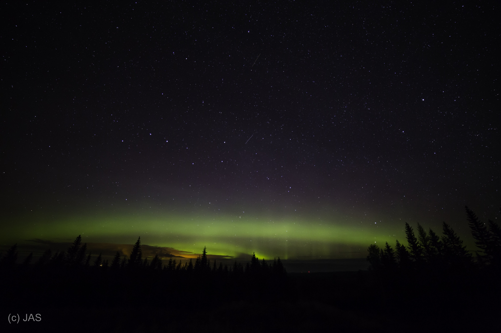 Northern light's  by Jylppy