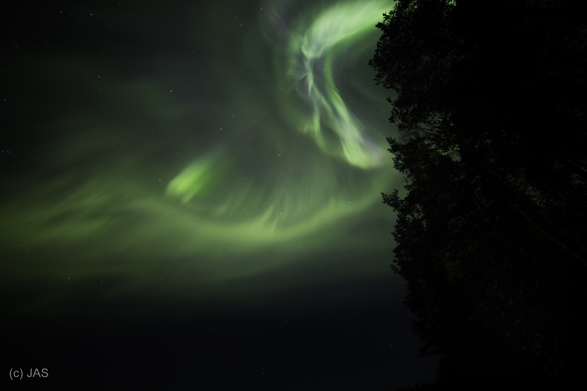 Aurora almost 8.10.2015 by Jylppy