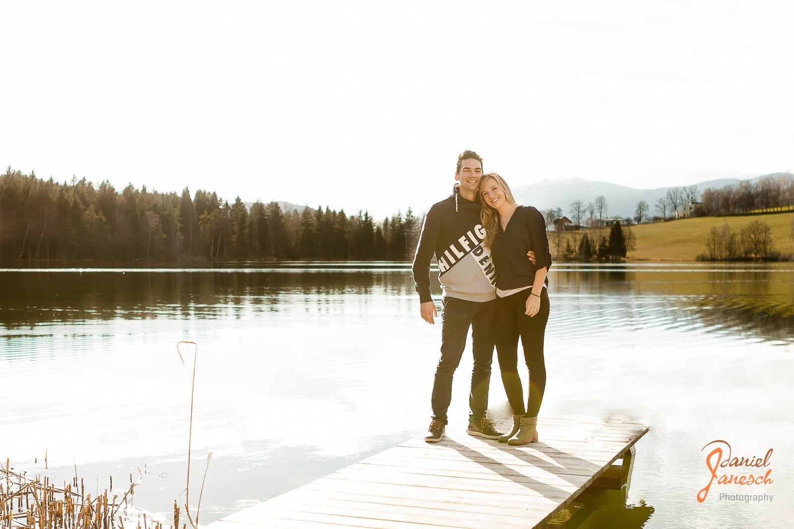 Engagement Kathrin und Max by Daniel Janesch Photography