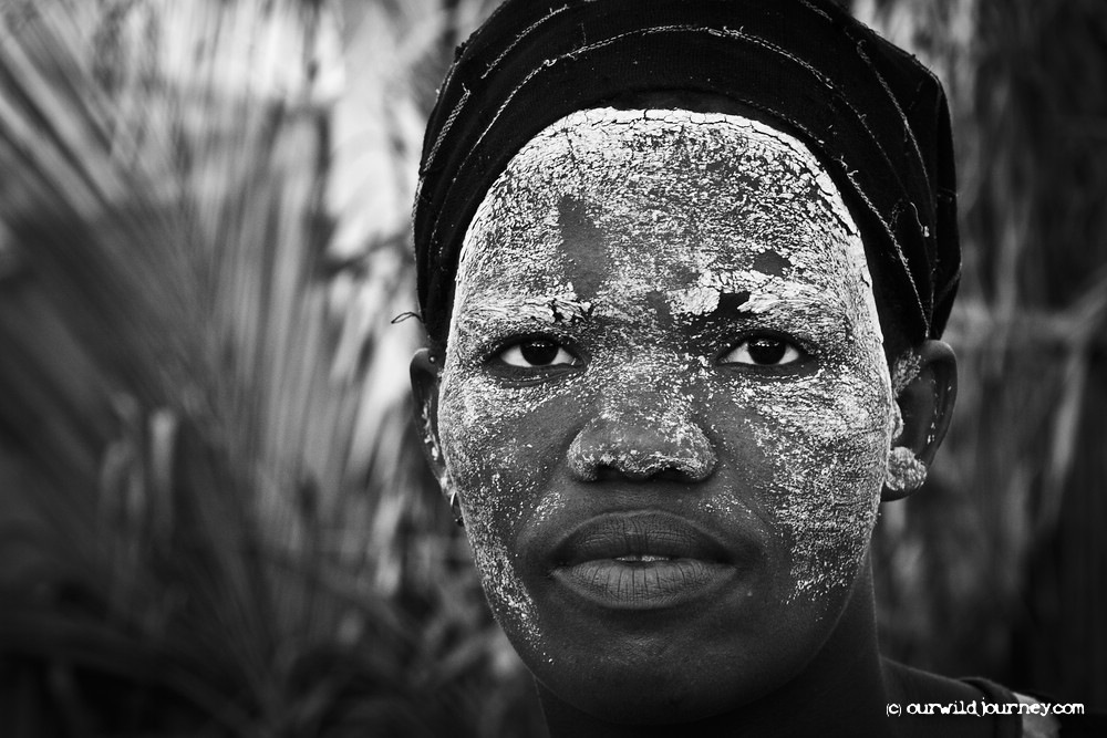 Make upon Ibo Island in Mozambique by ragnaroek
