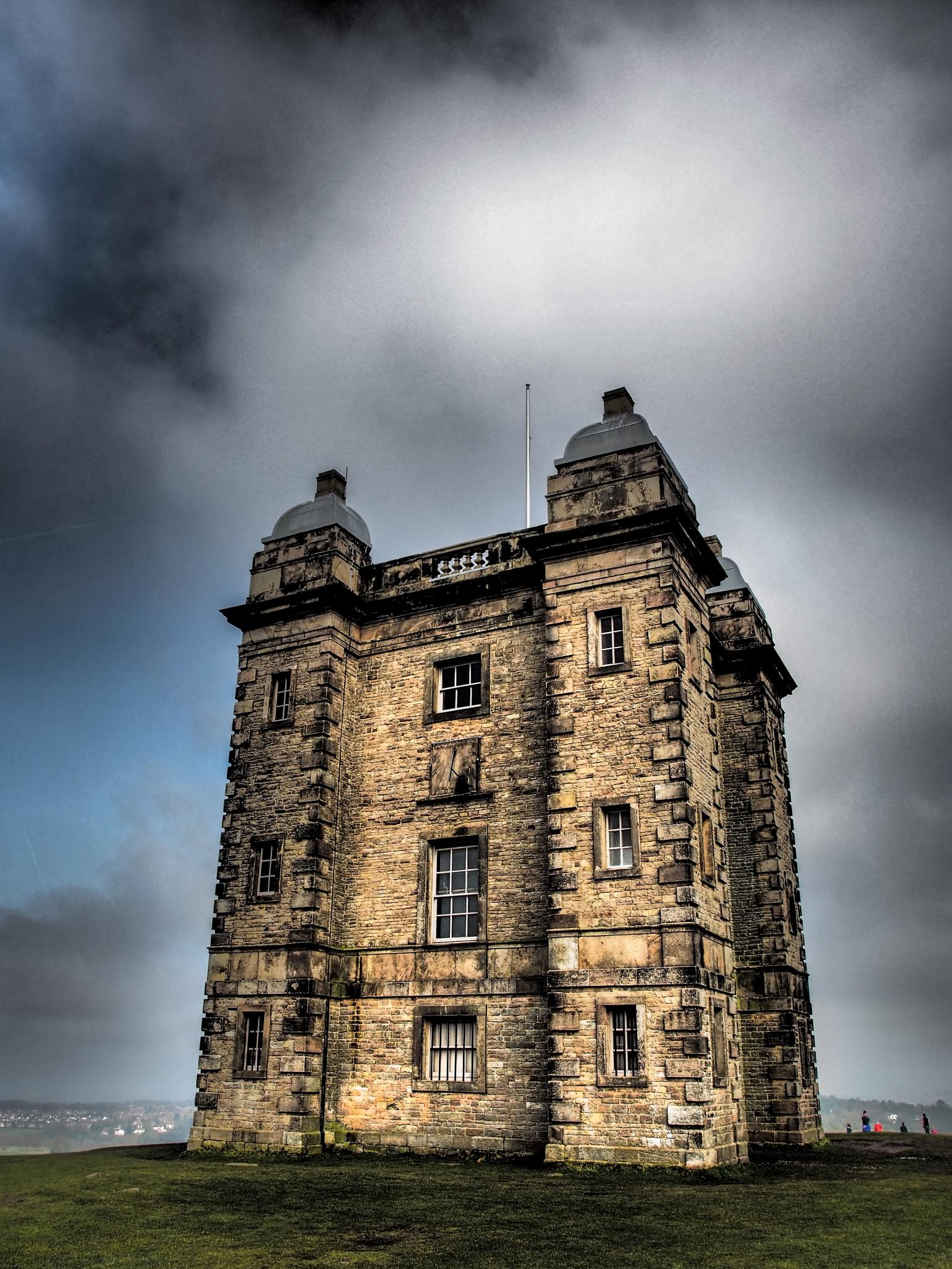 The Cage. Lyme Hall by chris.bardsley.39
