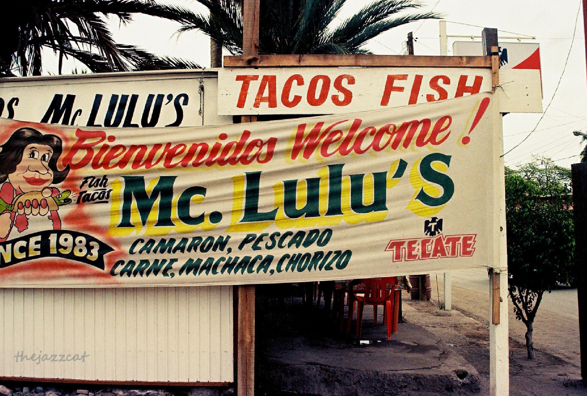 lulu's taco shack by P. Michael Fadyk