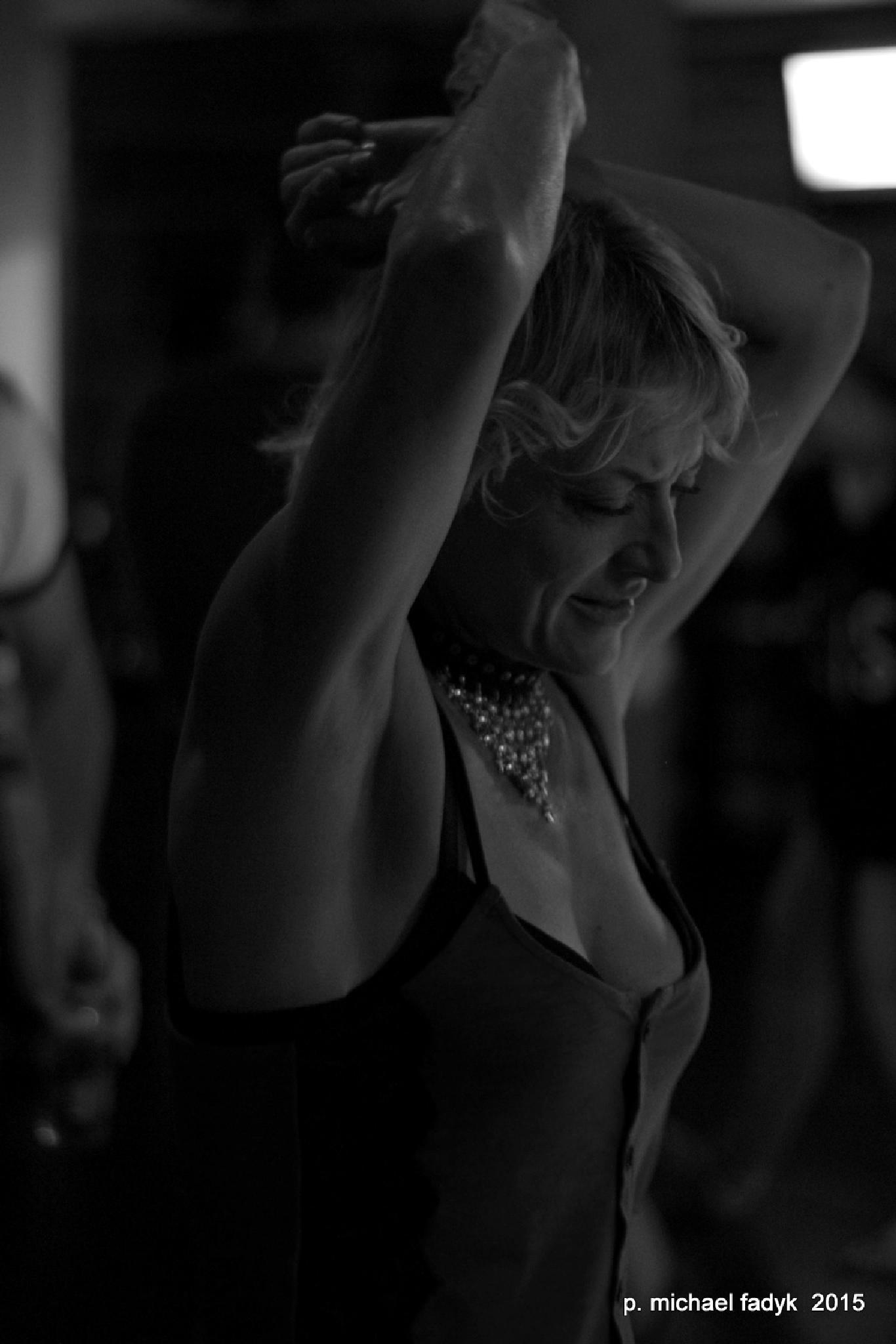 lady dancing 1 by P. Michael Fadyk