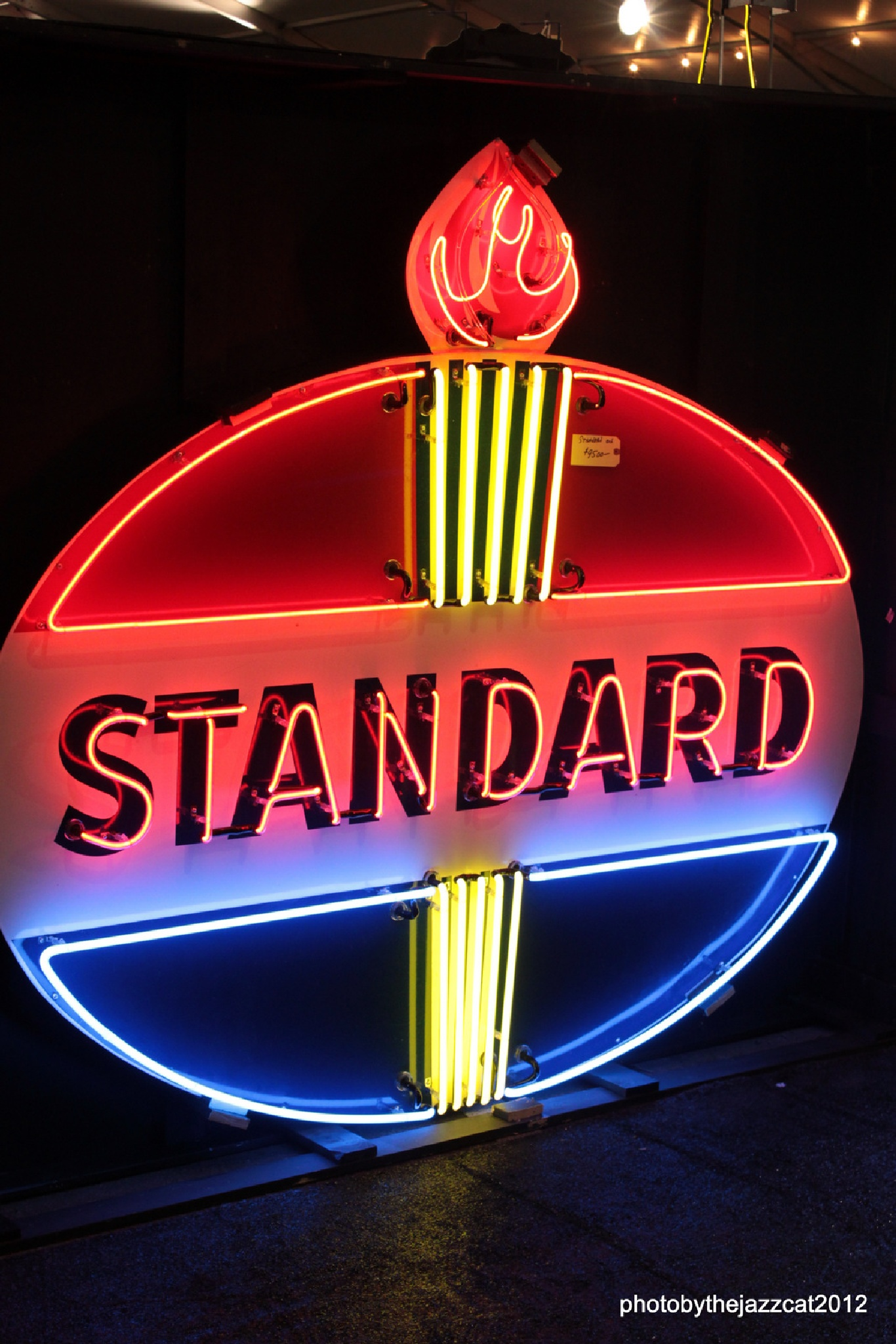 old standard sign by P. Michael Fadyk