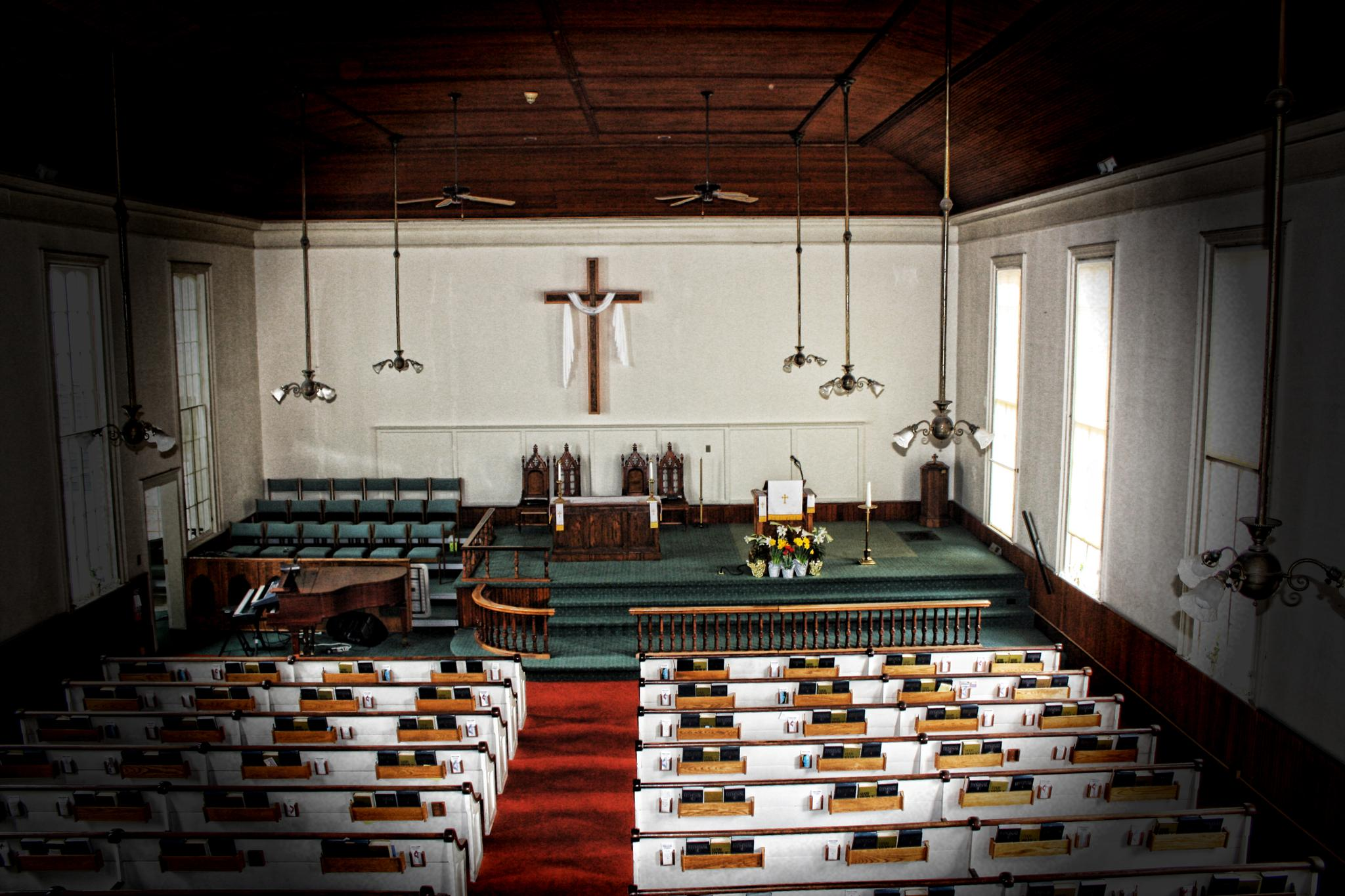 Woodbury United Methodist Church by todd.jimmo