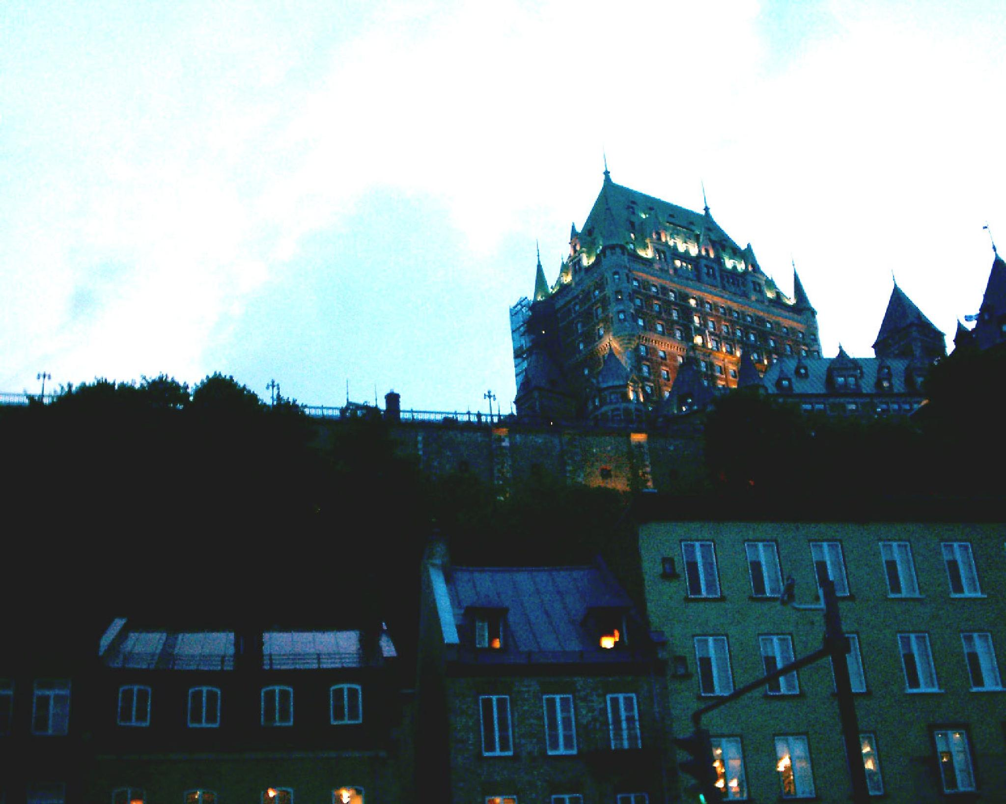 Old Quebec City by todd.jimmo