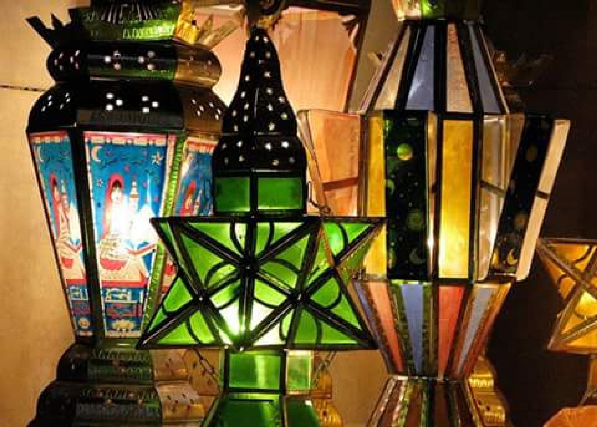 فانوس رمضان الرائع  by Hend Mostafa