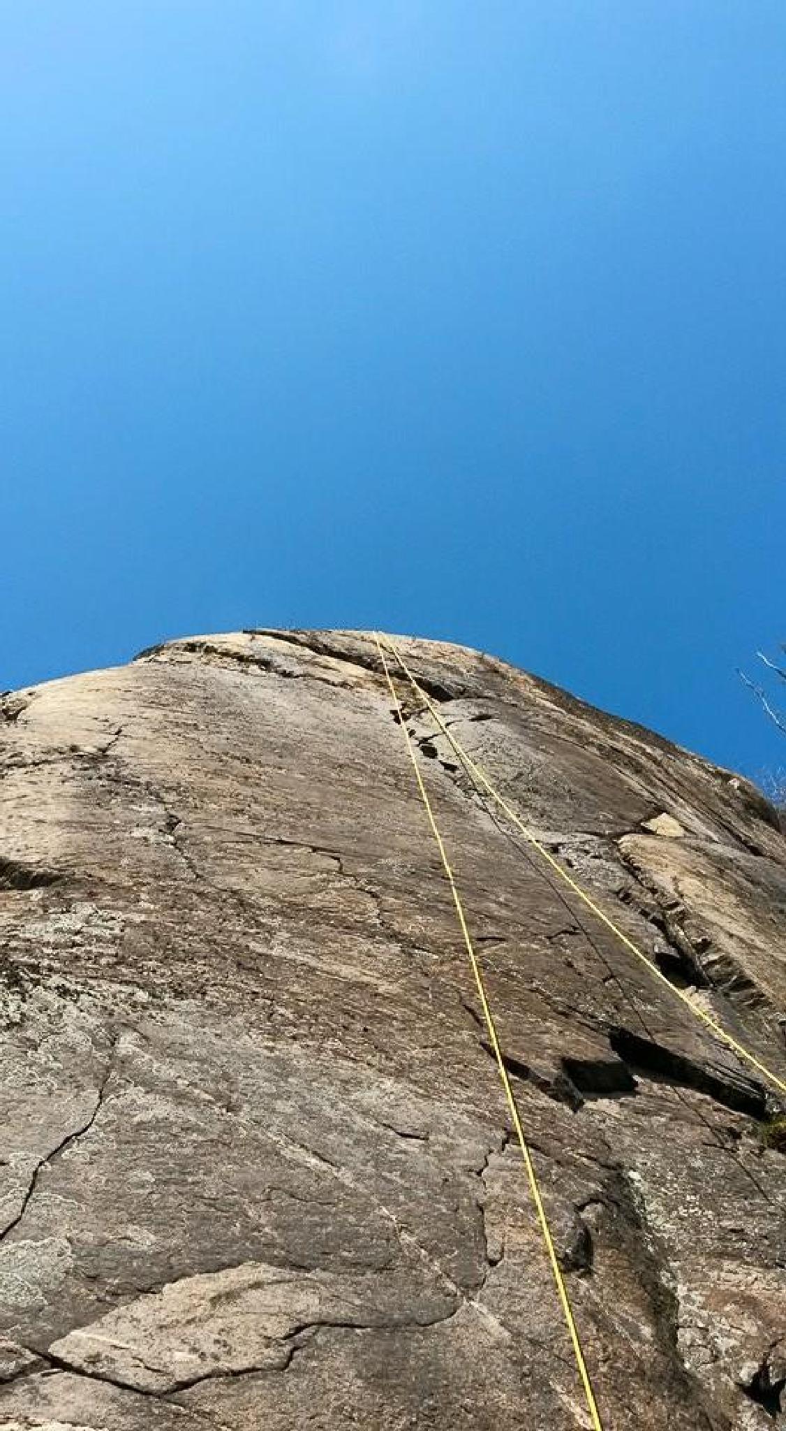 Nice day to climb some rocks :-) by Micke