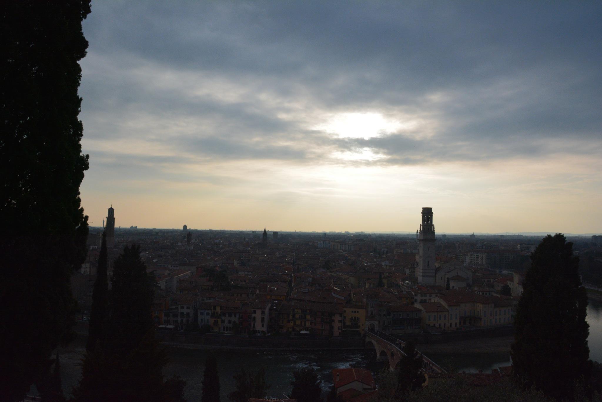 Verona! by Micke