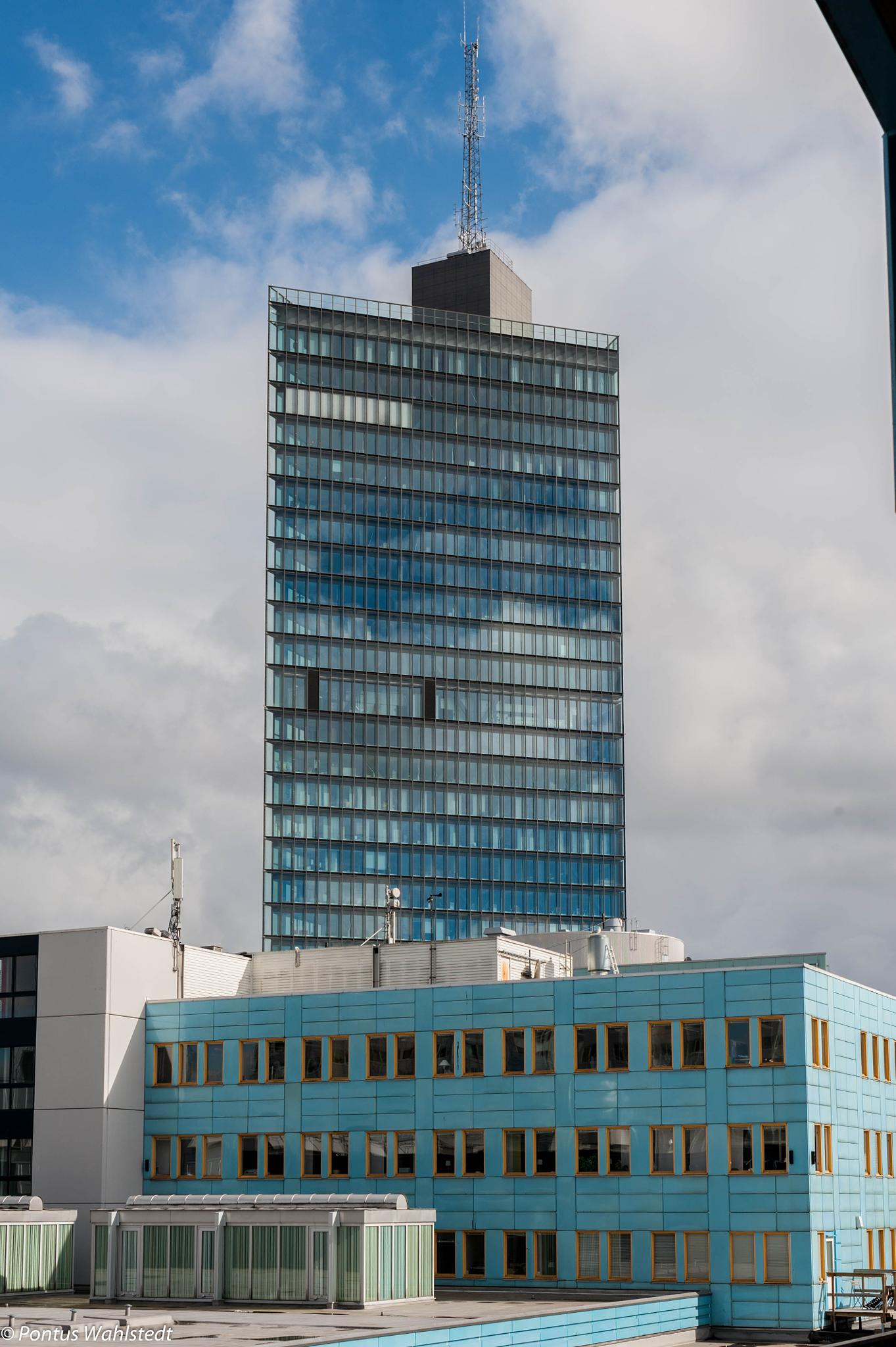 Kista Science Tower by pontus.wahlstedt
