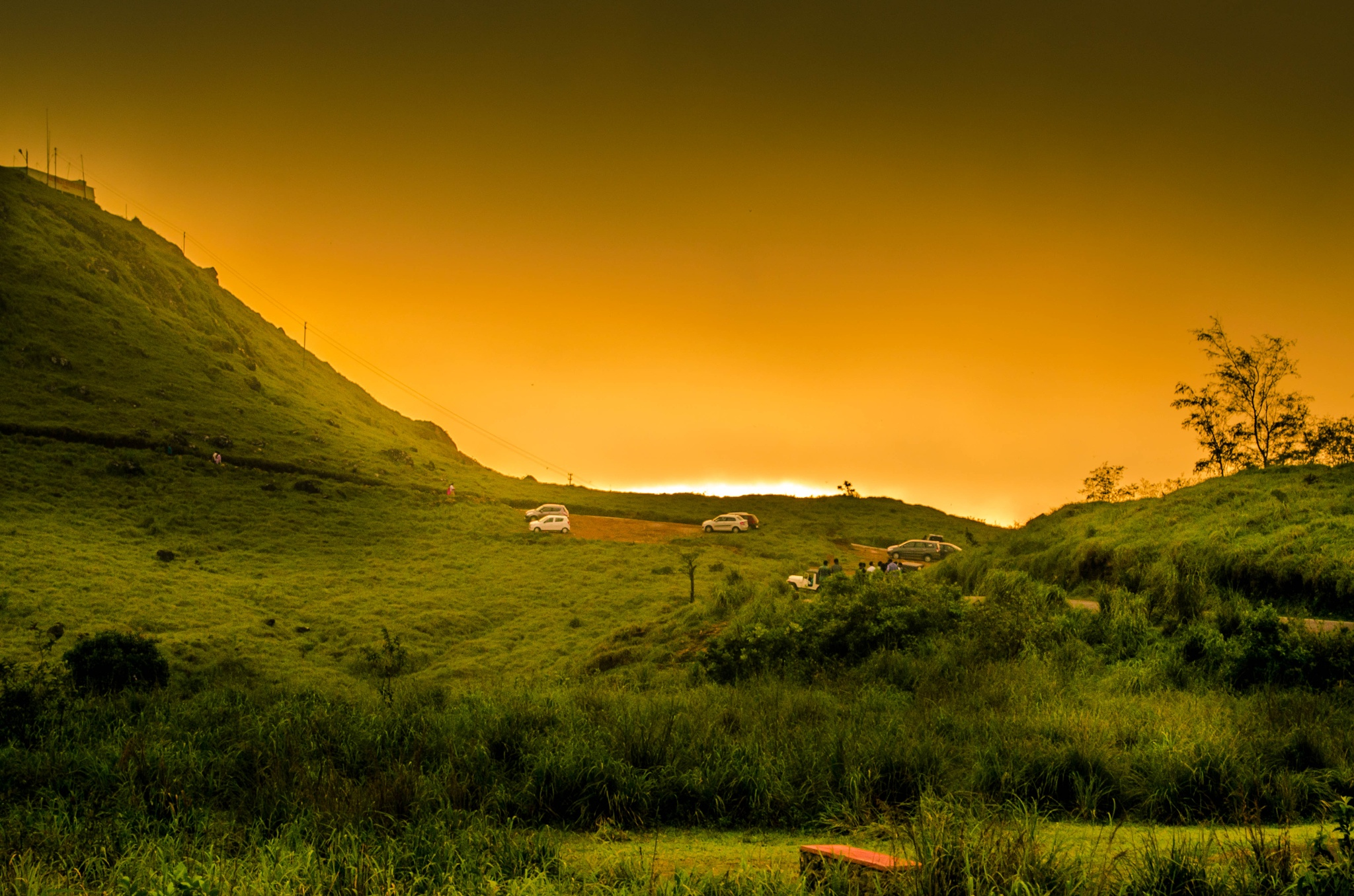 Enchanted Valleys by Syam M S